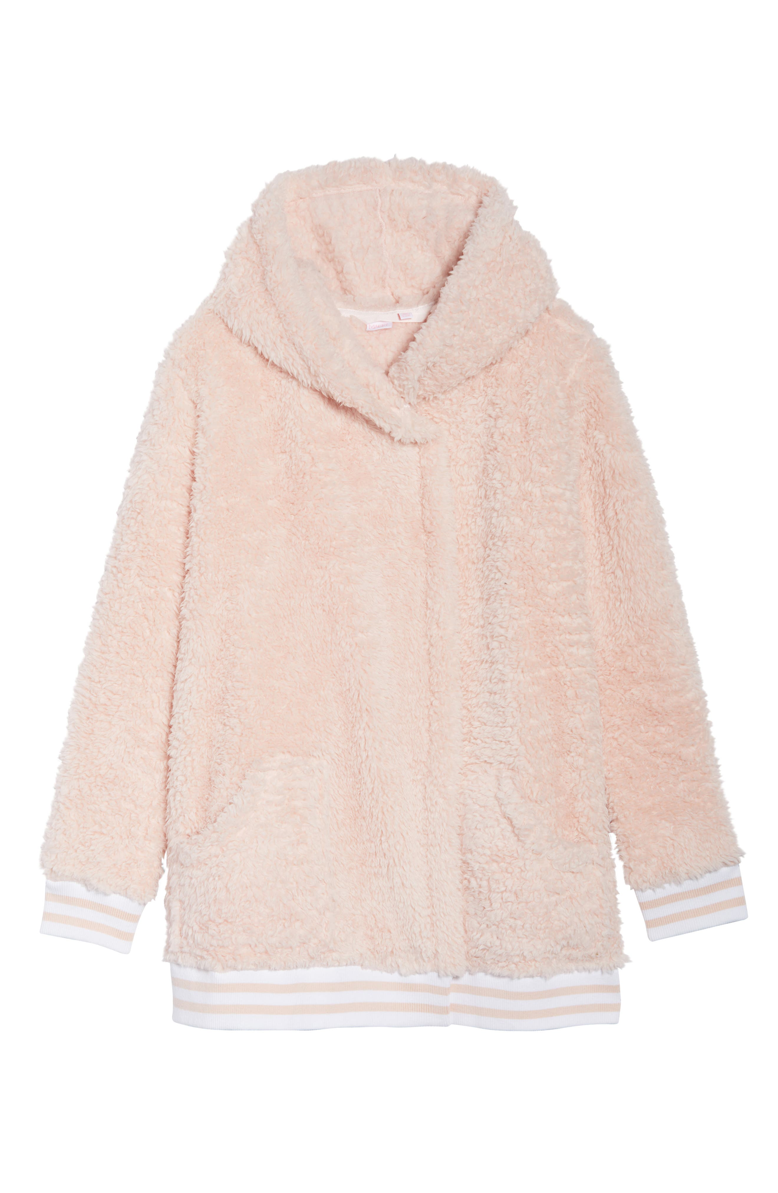 Oh So Cozy Open Hoodie,                             Alternate thumbnail 6, color,                             680