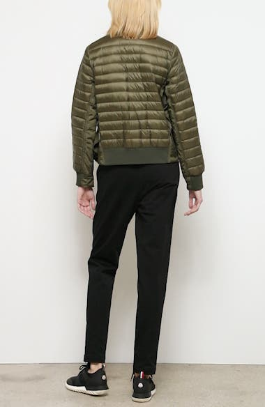 Rome Quilted Down Jacket, video thumbnail