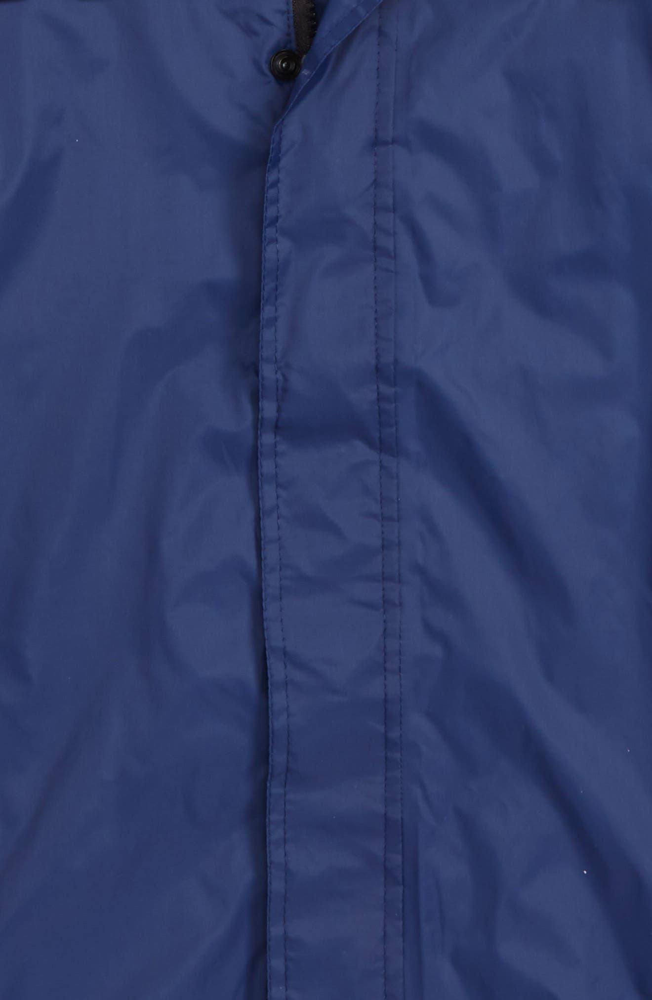 Raincoat,                             Alternate thumbnail 2, color,                             NAVY