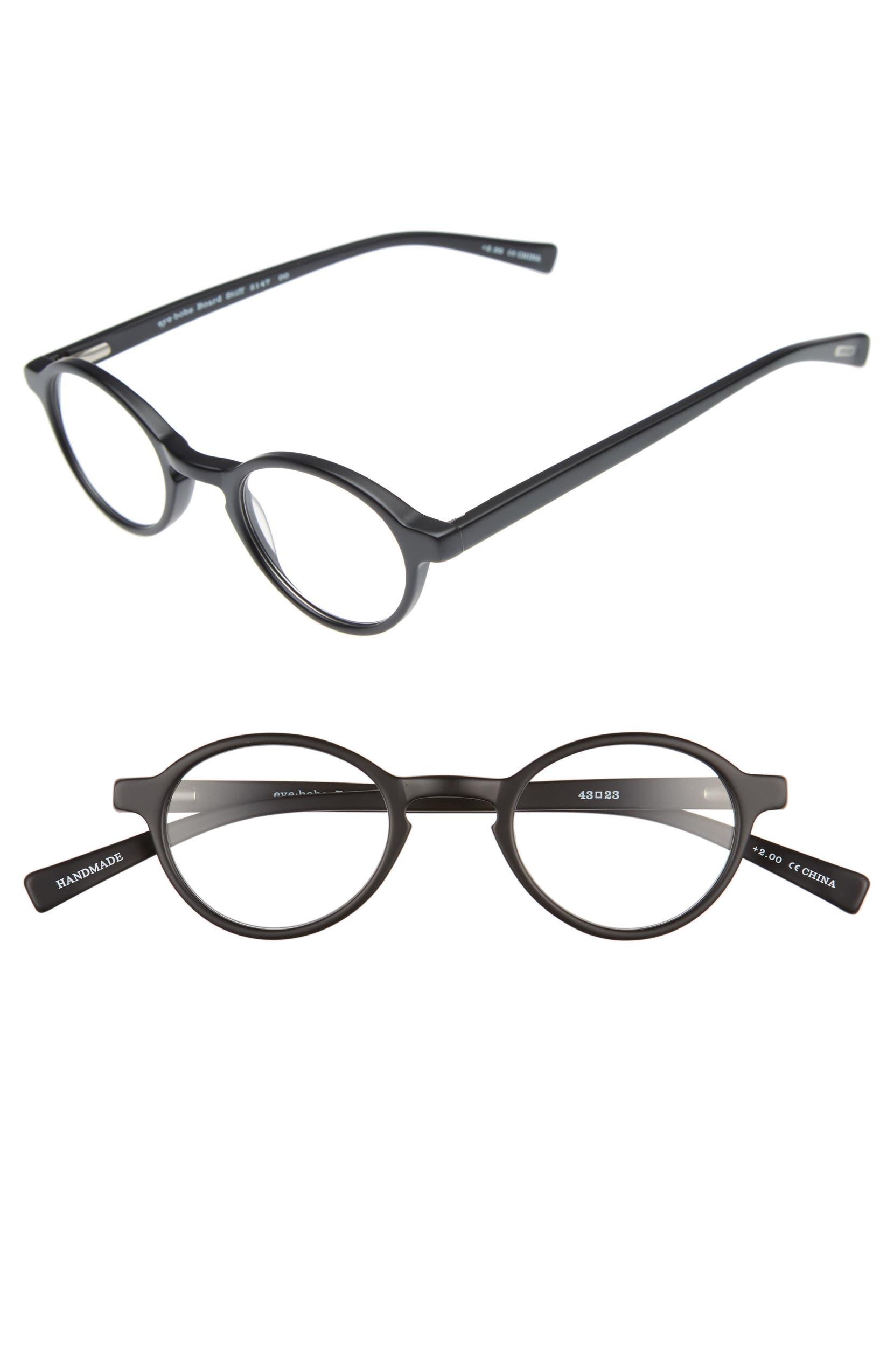 f3b6f5922e Eyebobs Board Stiff 43mm Reading Glasses