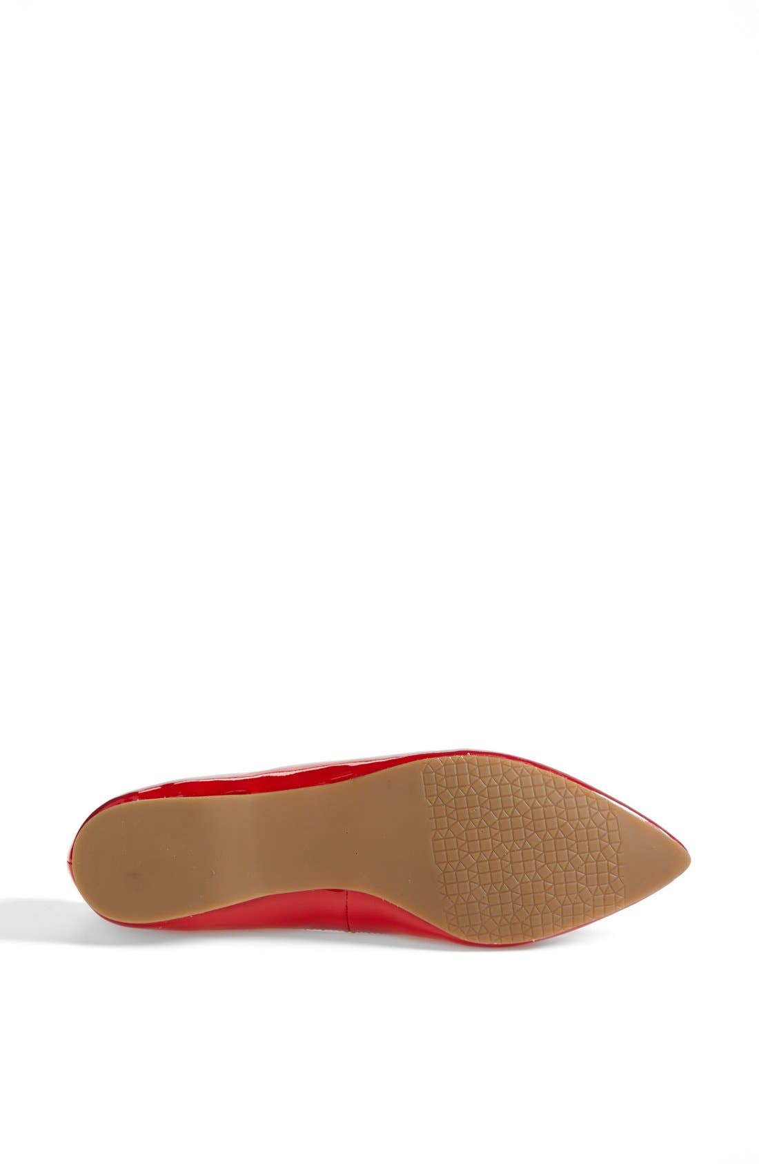 'Moveover' Pointy Toe Flat,                             Alternate thumbnail 21, color,