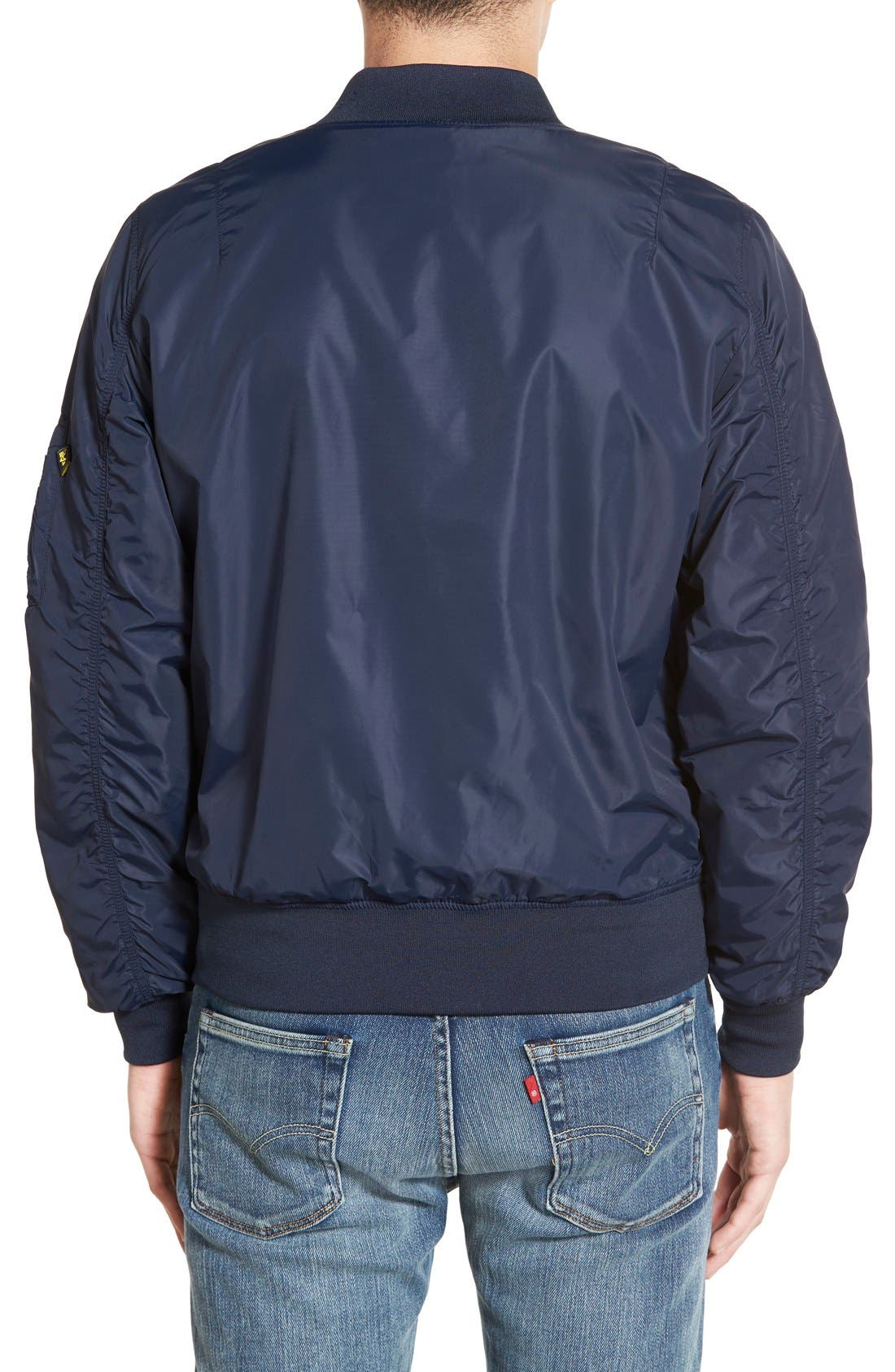 LB-2 Scout Reversible Flight Jacket,                             Alternate thumbnail 39, color,