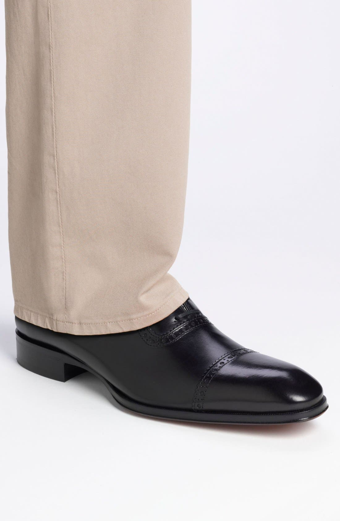 TO BOOT NEW YORK,                             'Warwick' Cap Toe Oxford,                             Alternate thumbnail 2, color,                             001