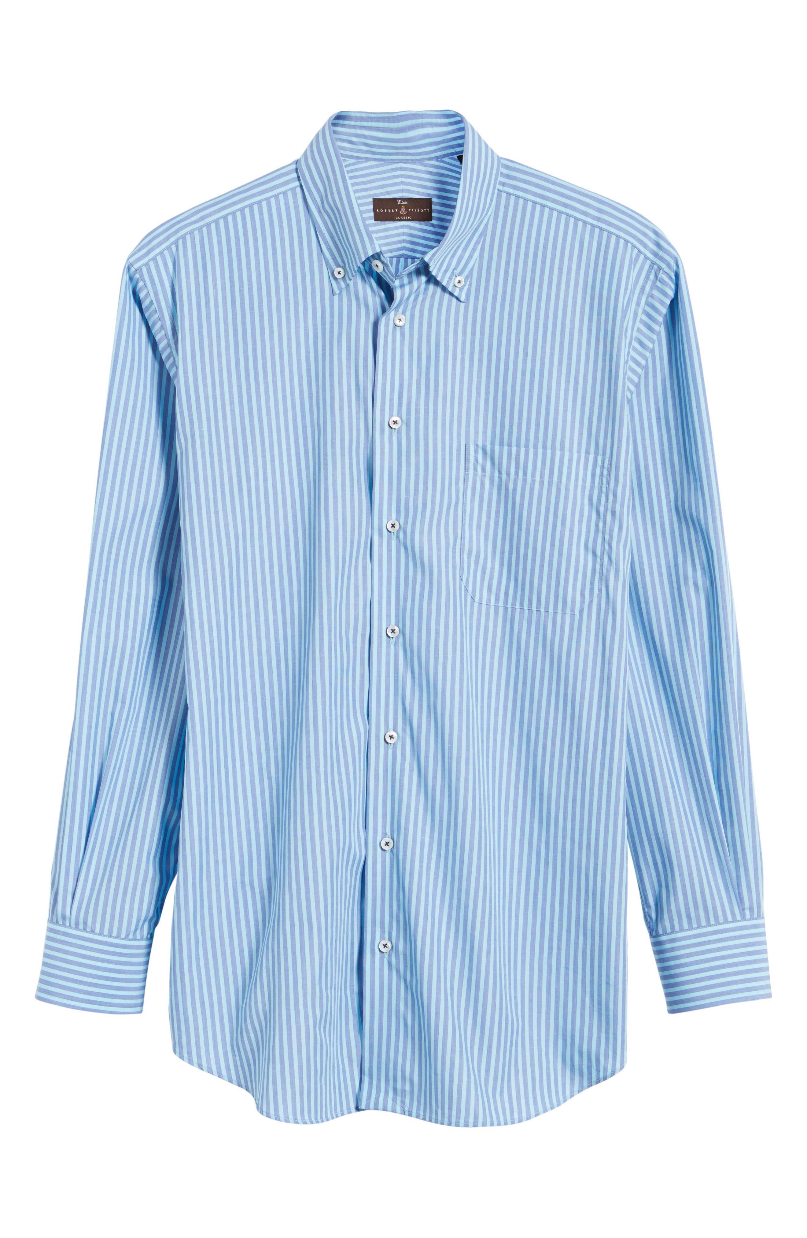 Estate Classic Fit Sport Shirt,                             Alternate thumbnail 6, color,                             401
