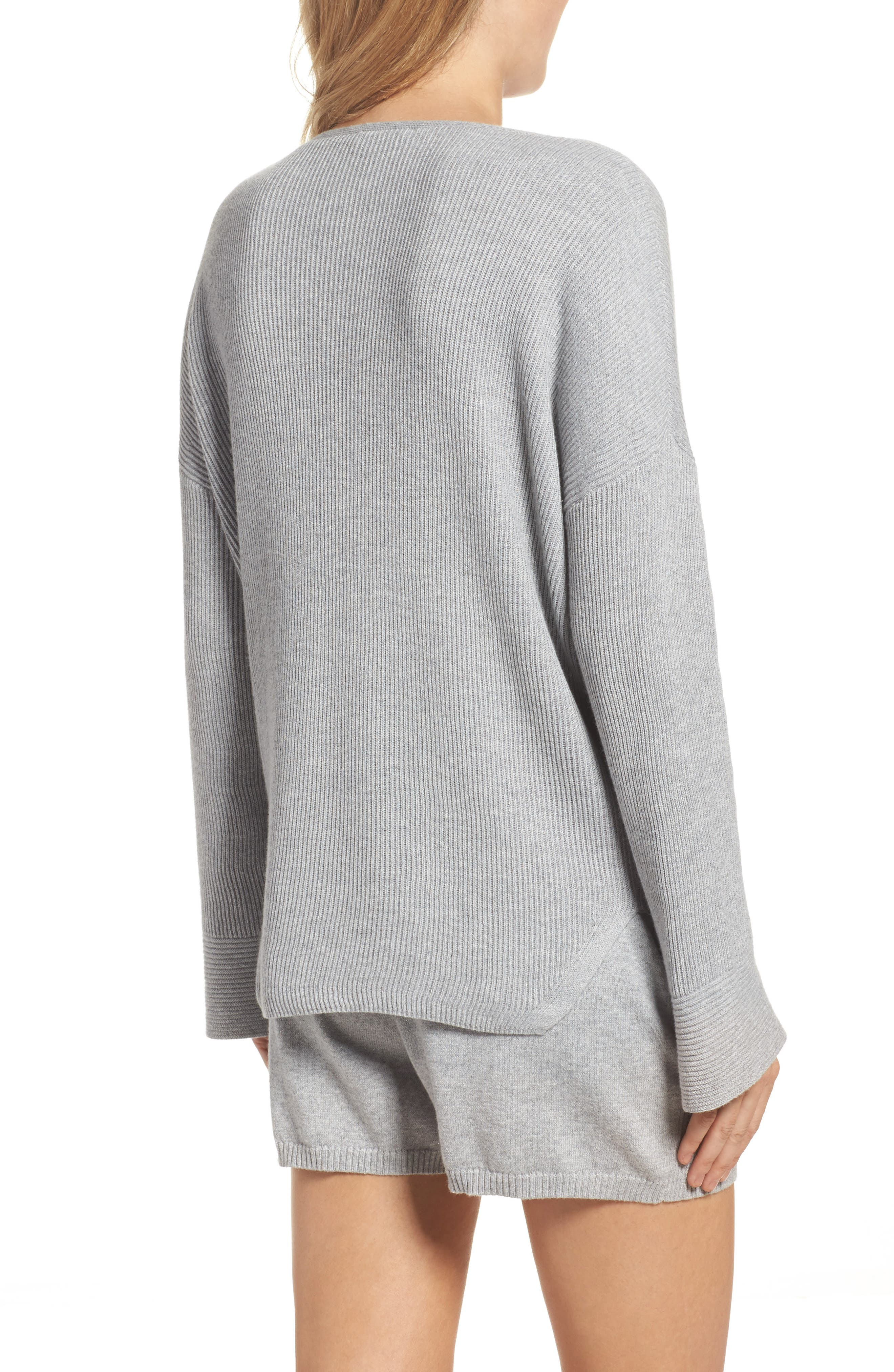 Veronica Lounge Pullover,                             Alternate thumbnail 3, color,
