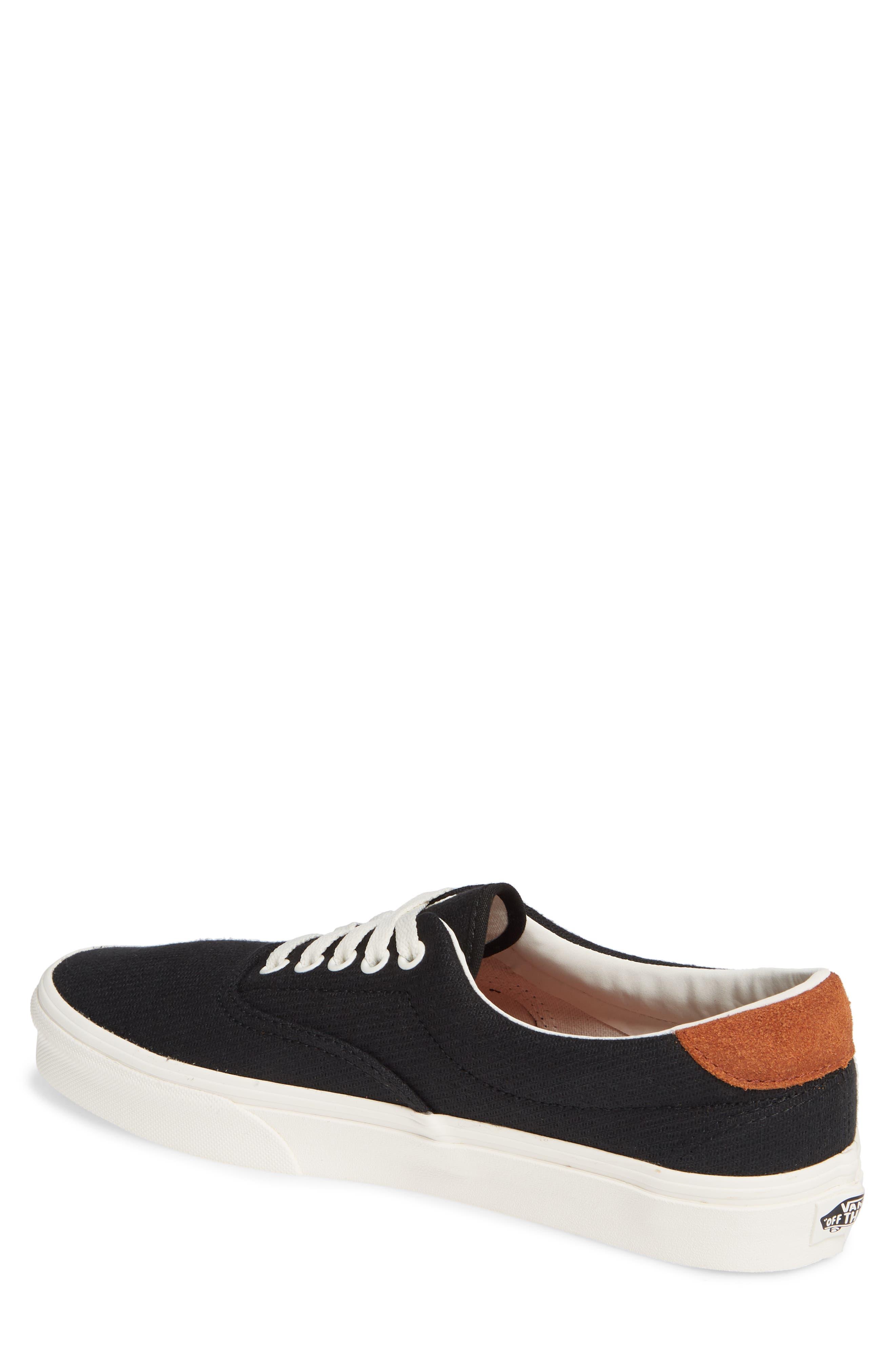 Flannel Era Sneaker,                             Alternate thumbnail 2, color,                             BLACK FLANNEL FLANNEL