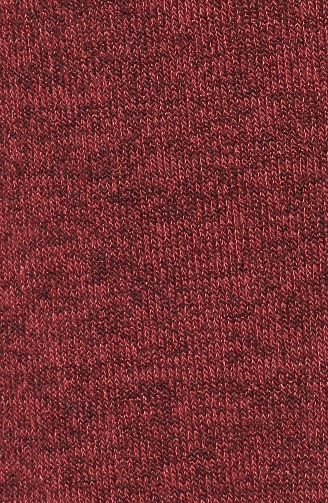 Mock Neck Sleeveless Midi Dress,                             Alternate thumbnail 5, color,                             930