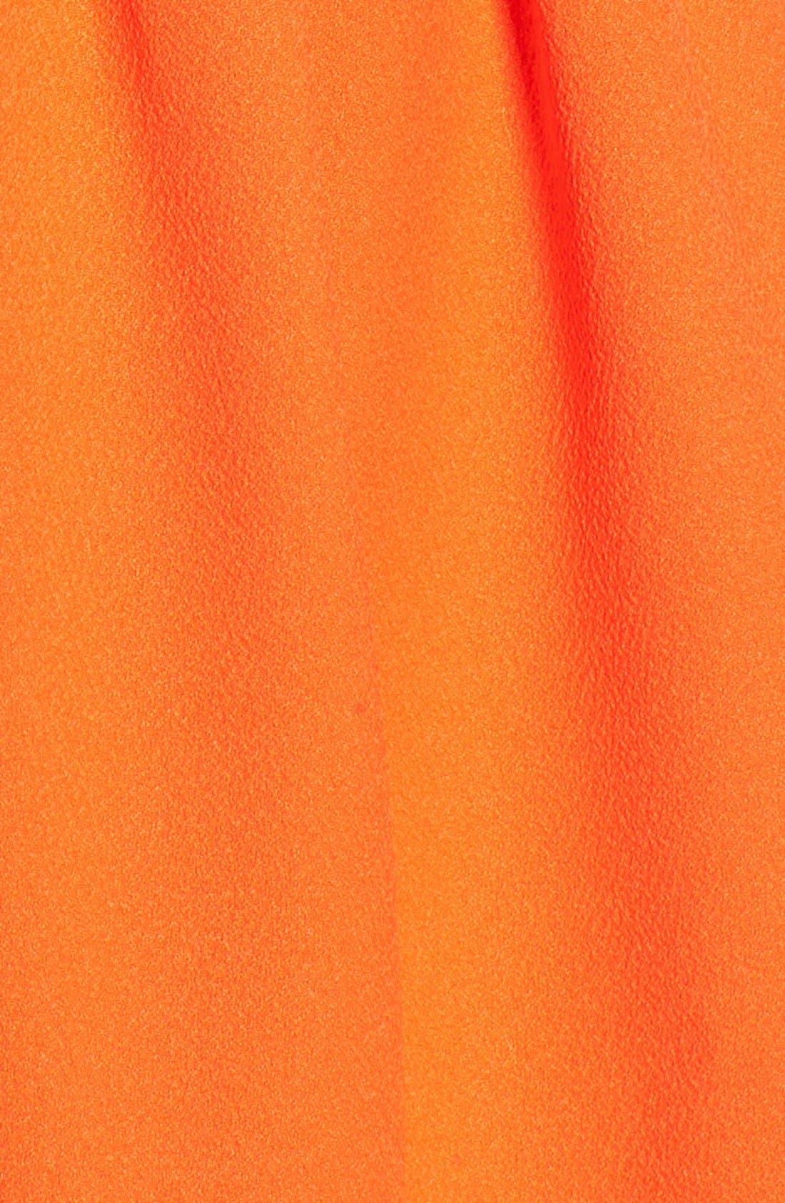 'Rowan' V-Neck Skater Dress,                             Alternate thumbnail 31, color,