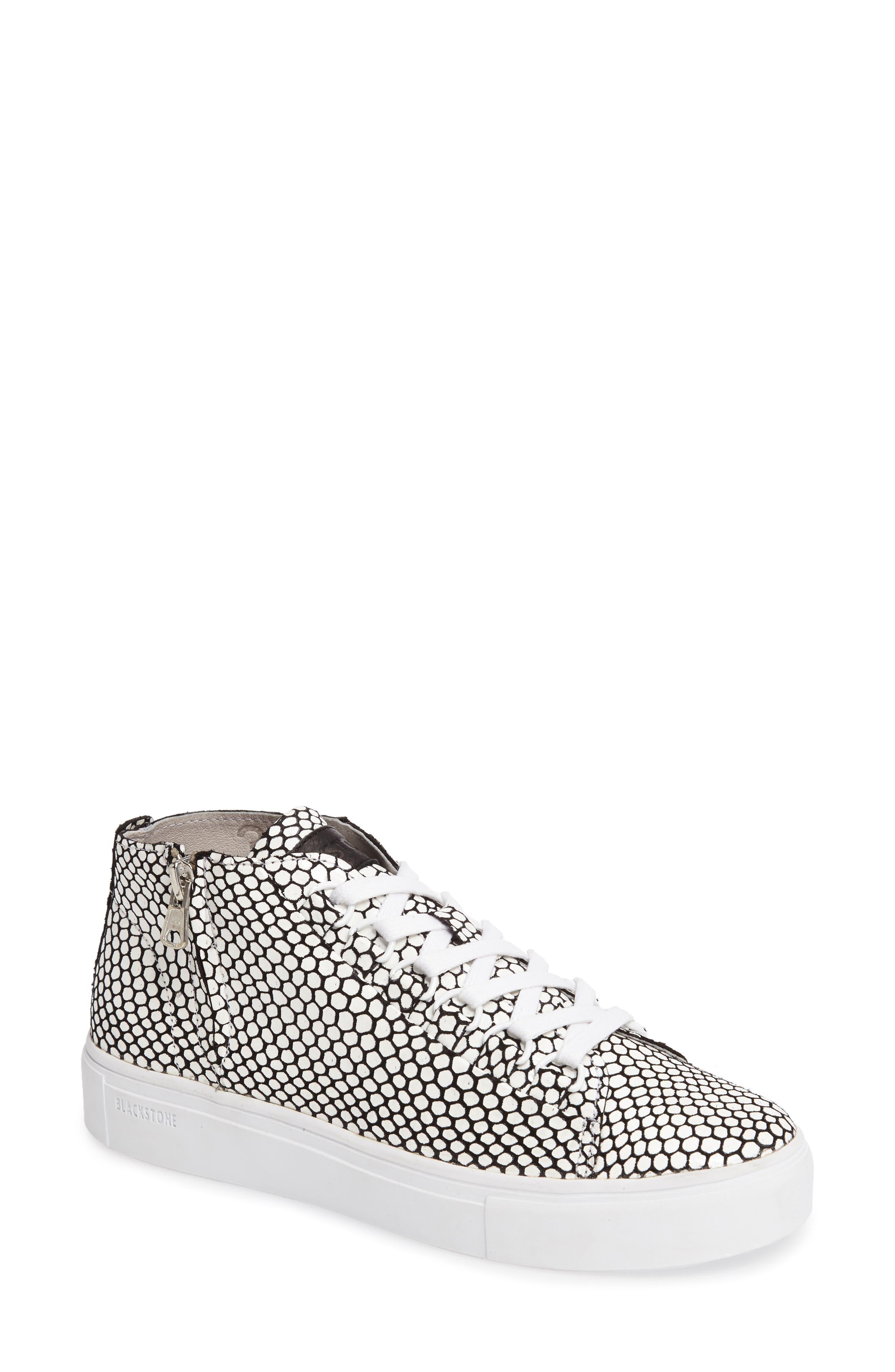 NL30 Midi Sneaker,                             Main thumbnail 1, color,                             WHITE HONEY LEATHER