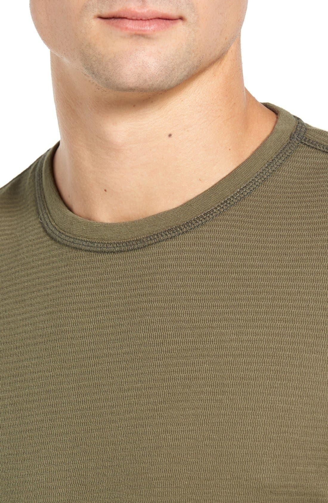 Larsen Zigzag Thermal T-Shirt,                             Alternate thumbnail 15, color,