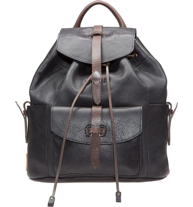 Will Leather Goods  Rainier  Leather Backpack  90124e5df