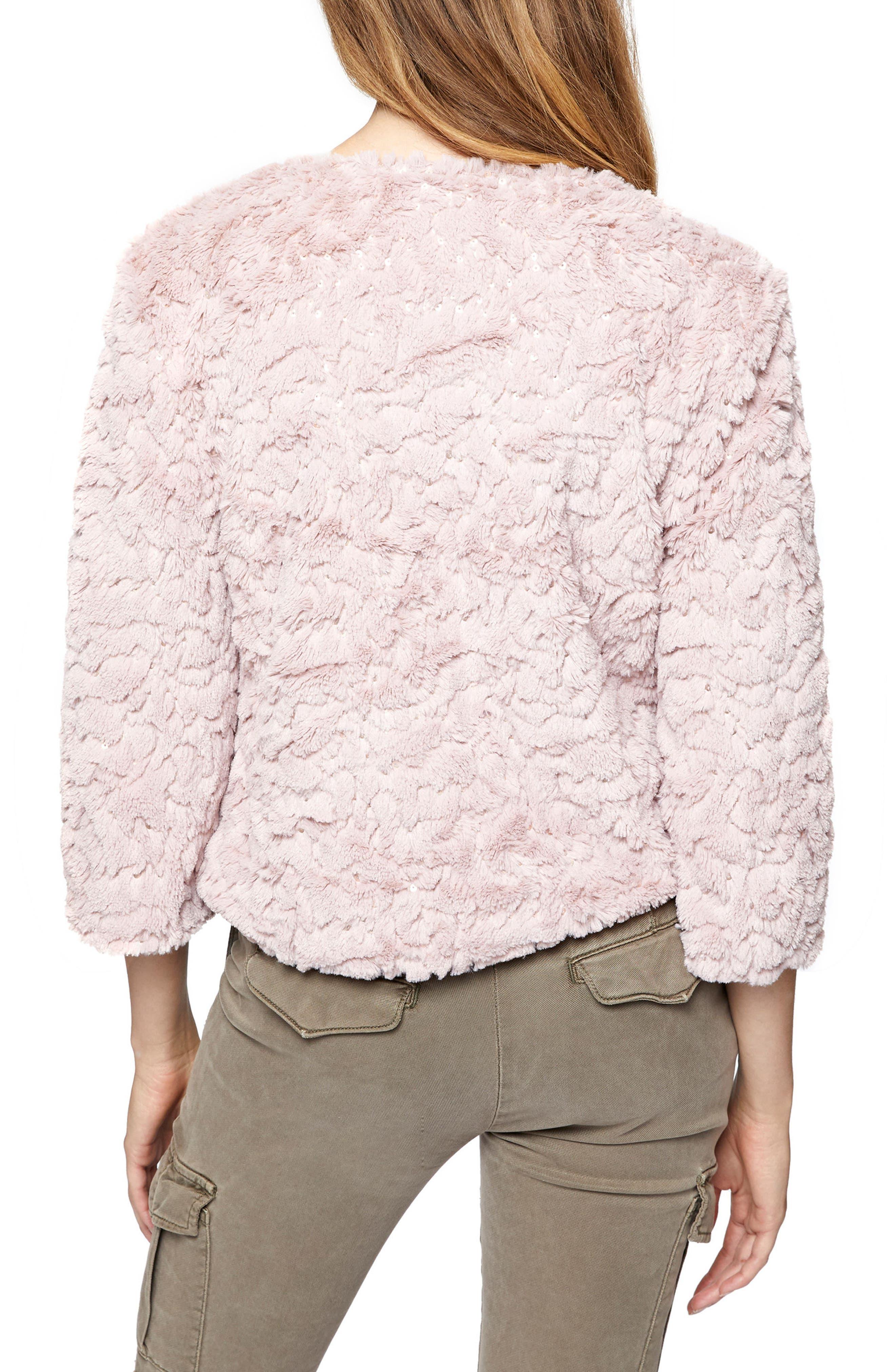 Pile Fleece Jacket,                             Alternate thumbnail 2, color,                             650