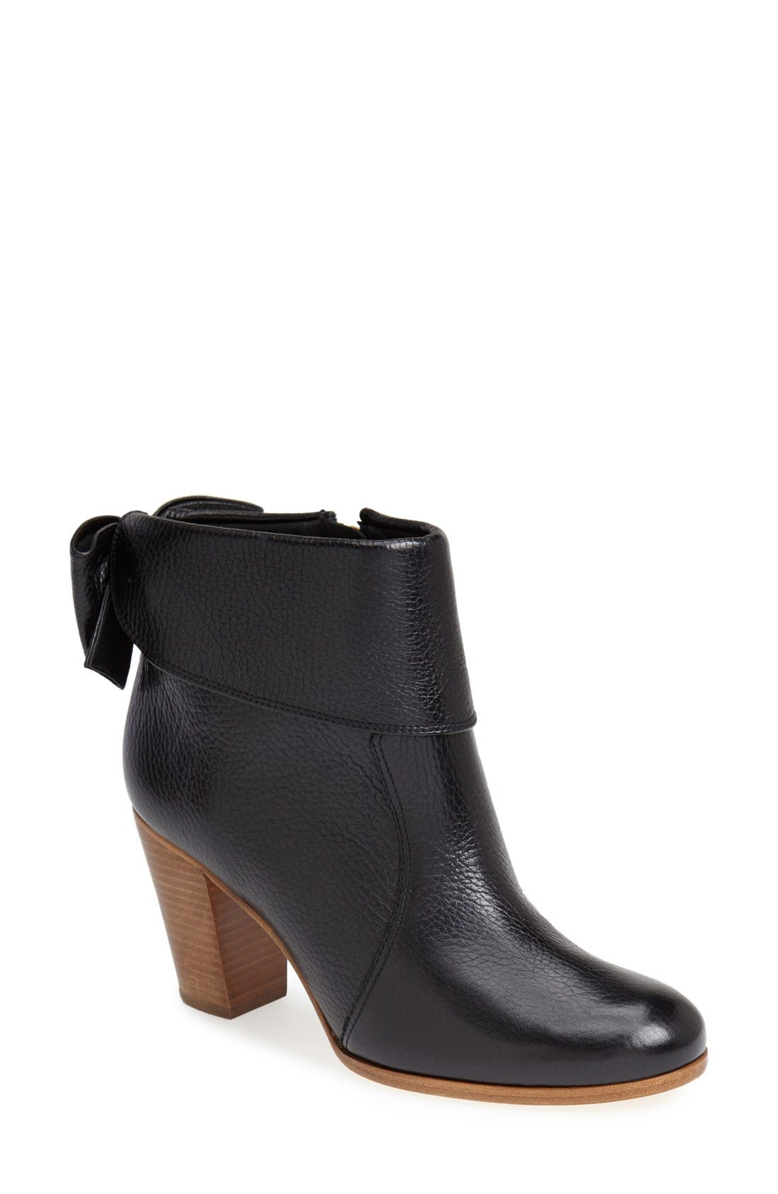 'lanise' leather boot,                         Main,                         color,