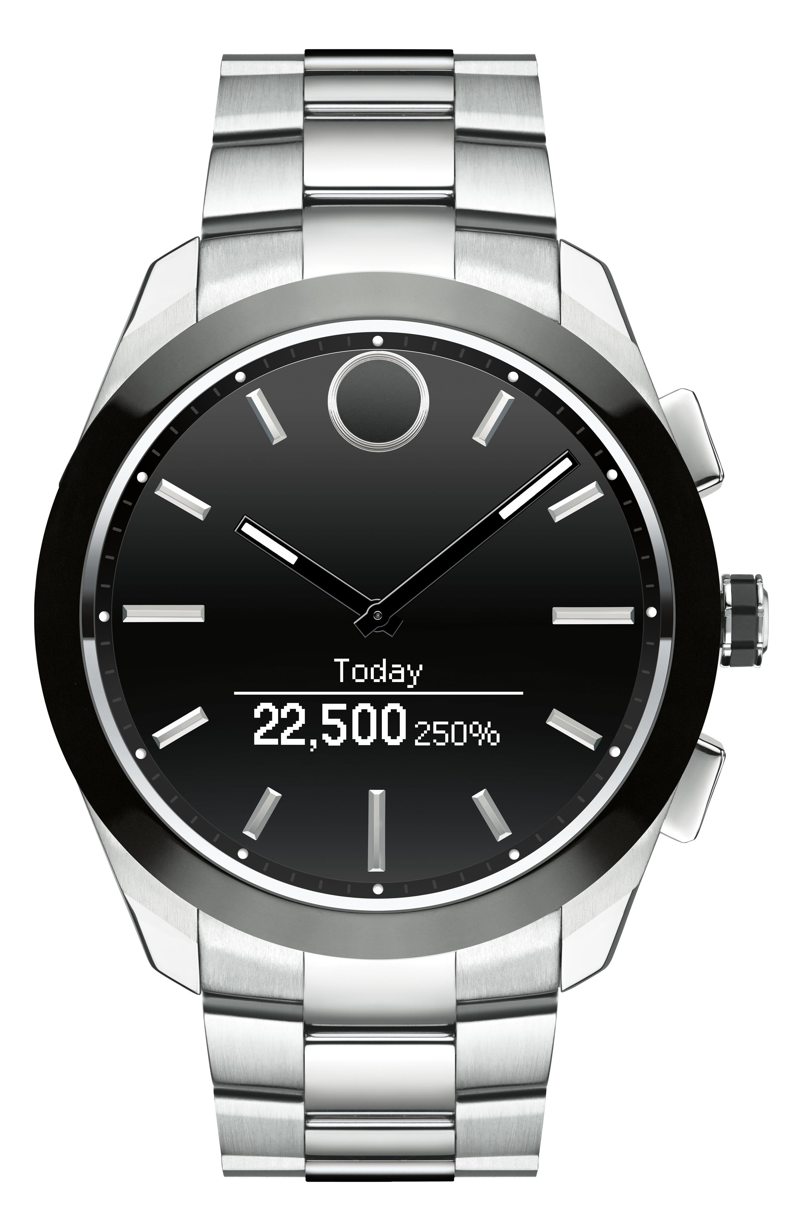 Bold Connected II Smart Watch, 44mm,                             Alternate thumbnail 4, color,