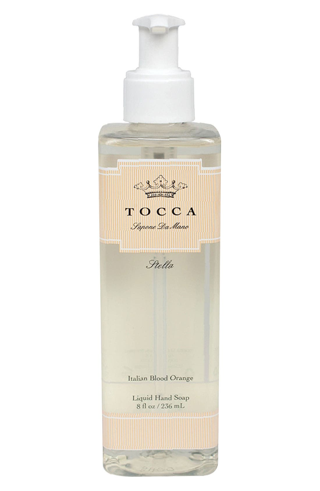 'Stella' Liquid Hand Soap,                             Main thumbnail 1, color,                             000