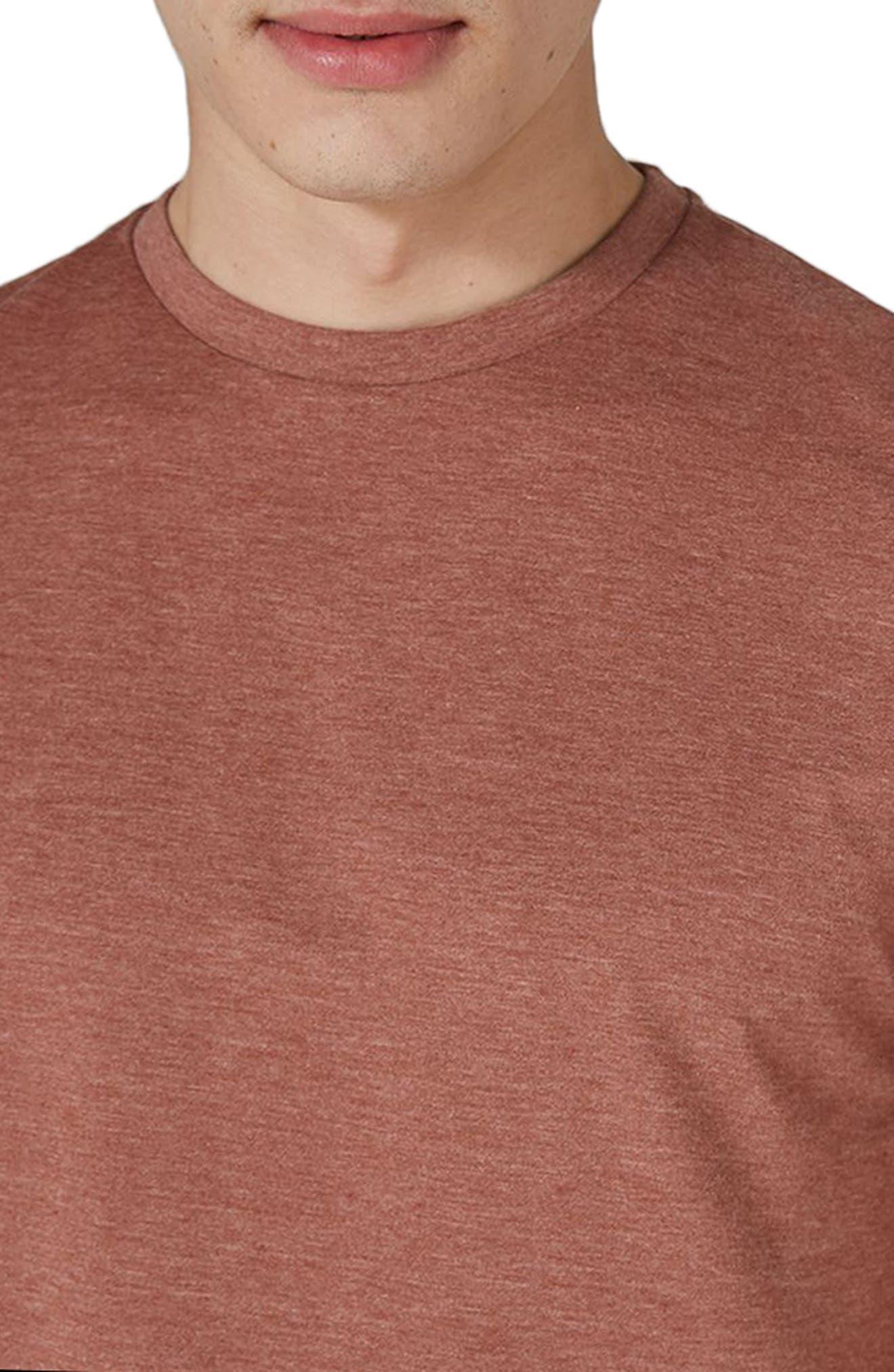 Slim Fit Crewneck T-Shirt,                             Alternate thumbnail 221, color,