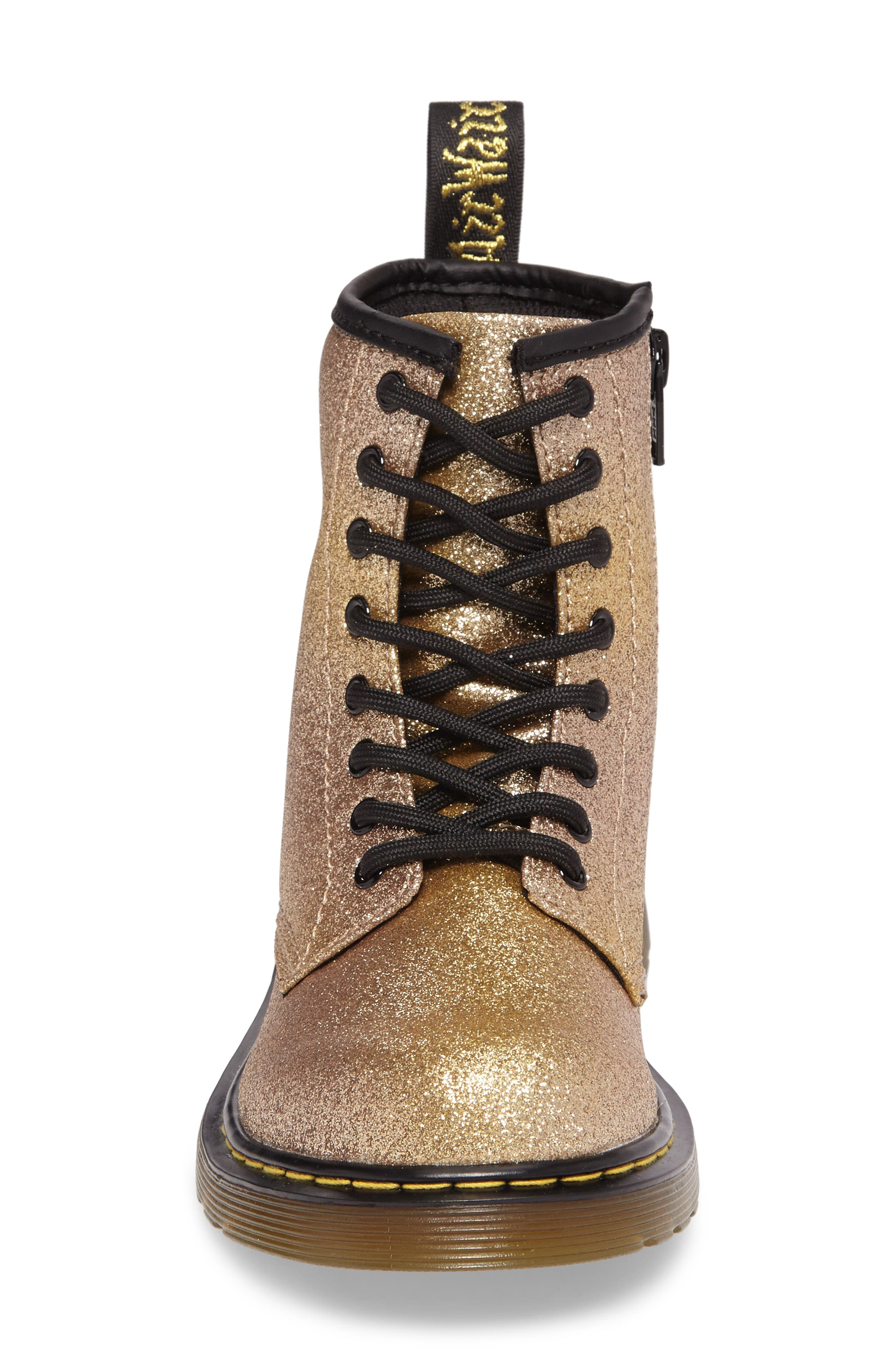 Delaney Glitter Boot,                             Alternate thumbnail 16, color,