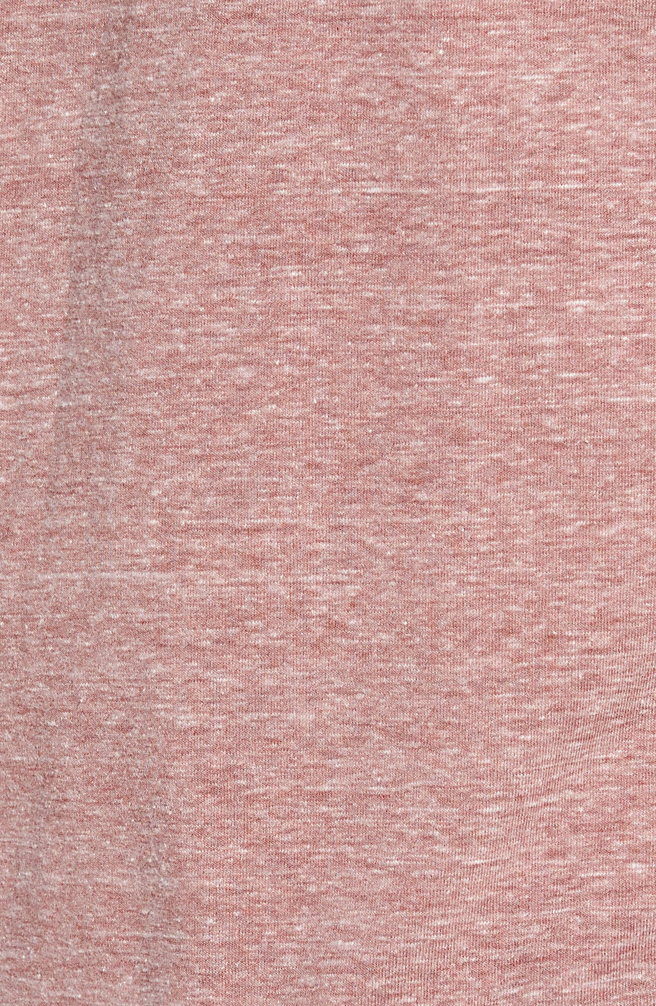 Threads for Thought Heathered Crew Neck,                             Alternate thumbnail 38, color,