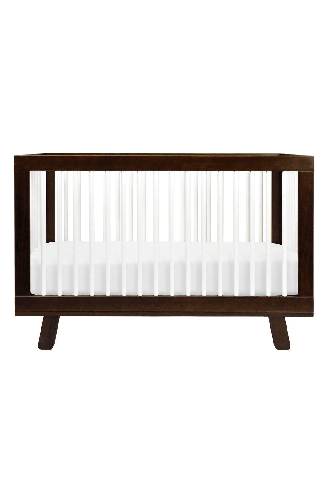 'Hudson' 3-in-1 Convertible Crib,                             Main thumbnail 6, color,