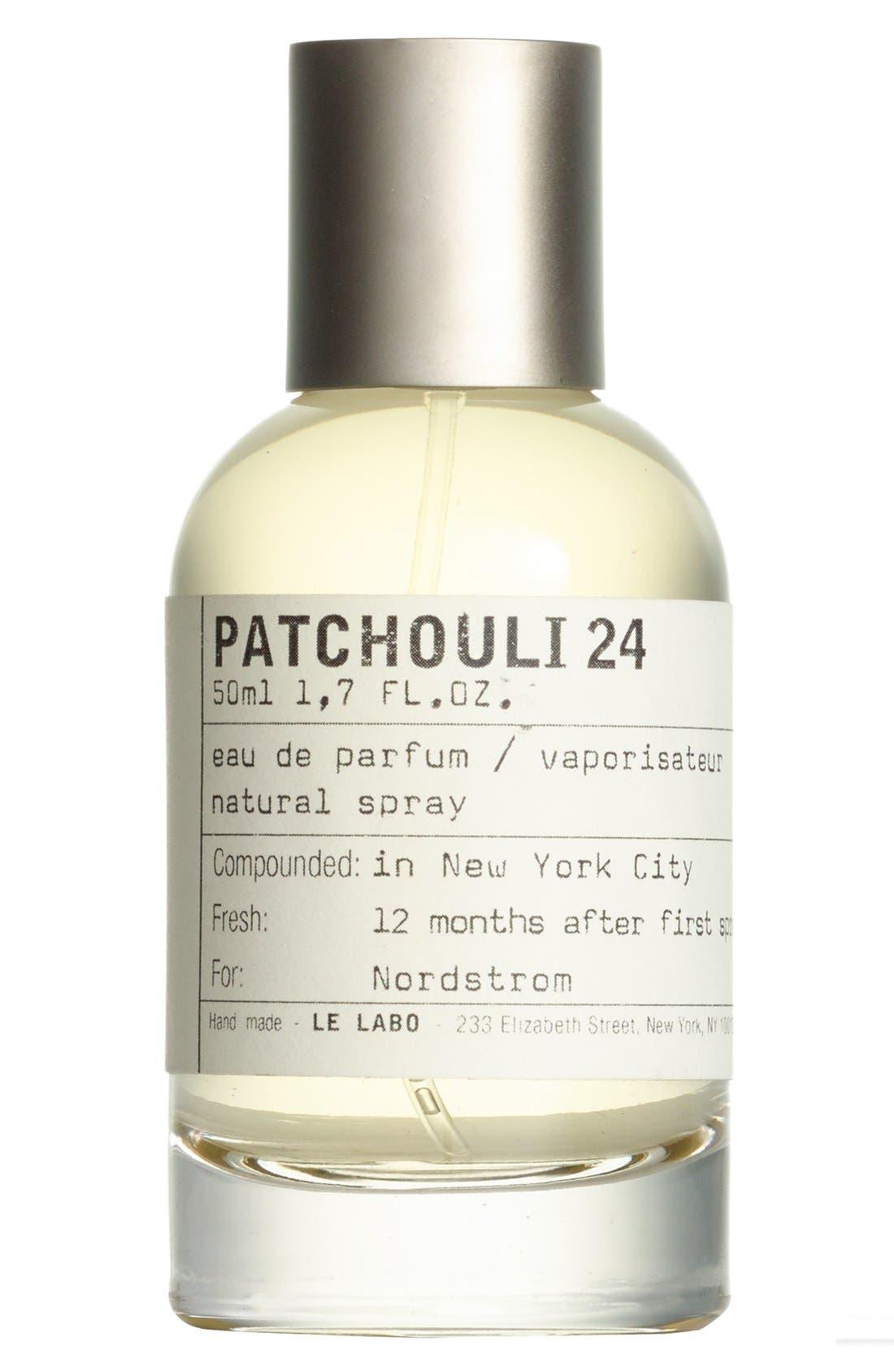 'Patchouli 24' Eau de Parfum,                             Alternate thumbnail 5, color,                             000