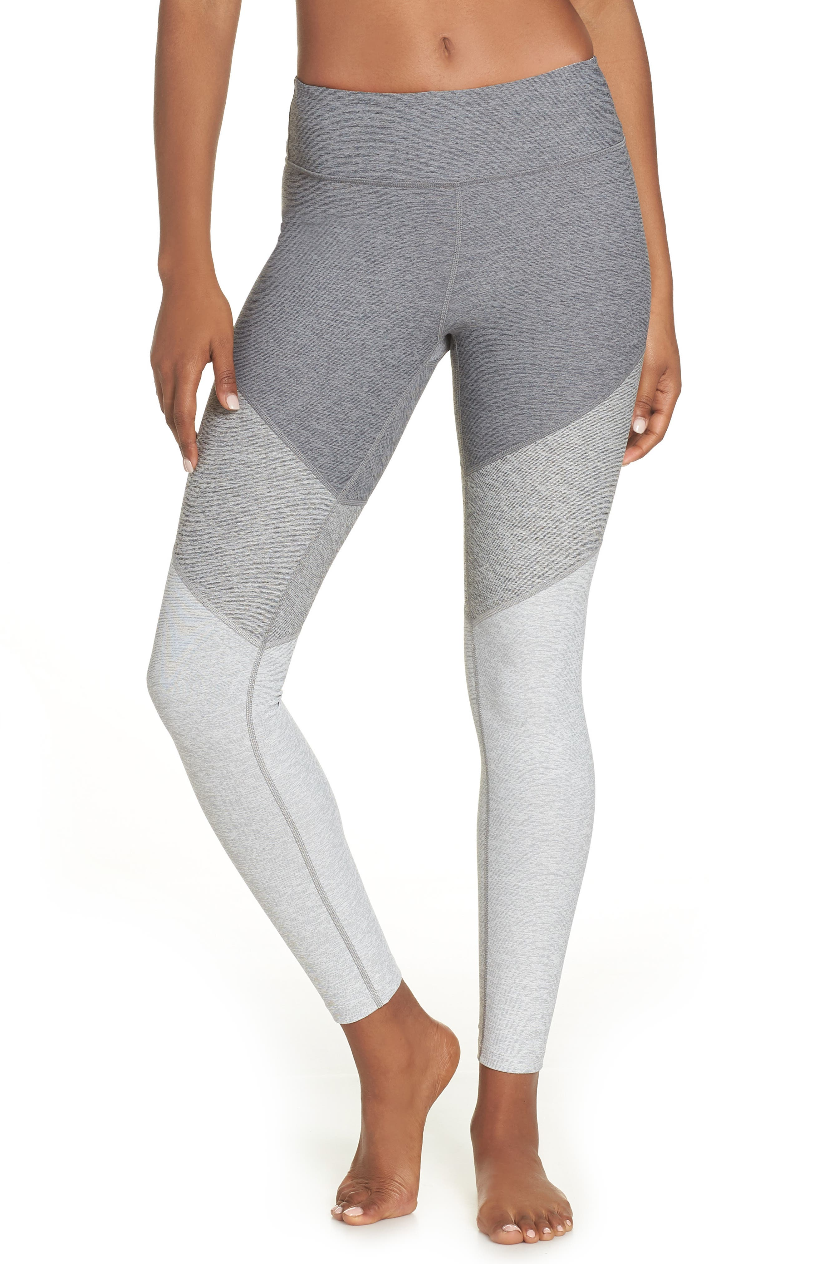 Outdoor Voices 7/8 Springs Leggings, Grey