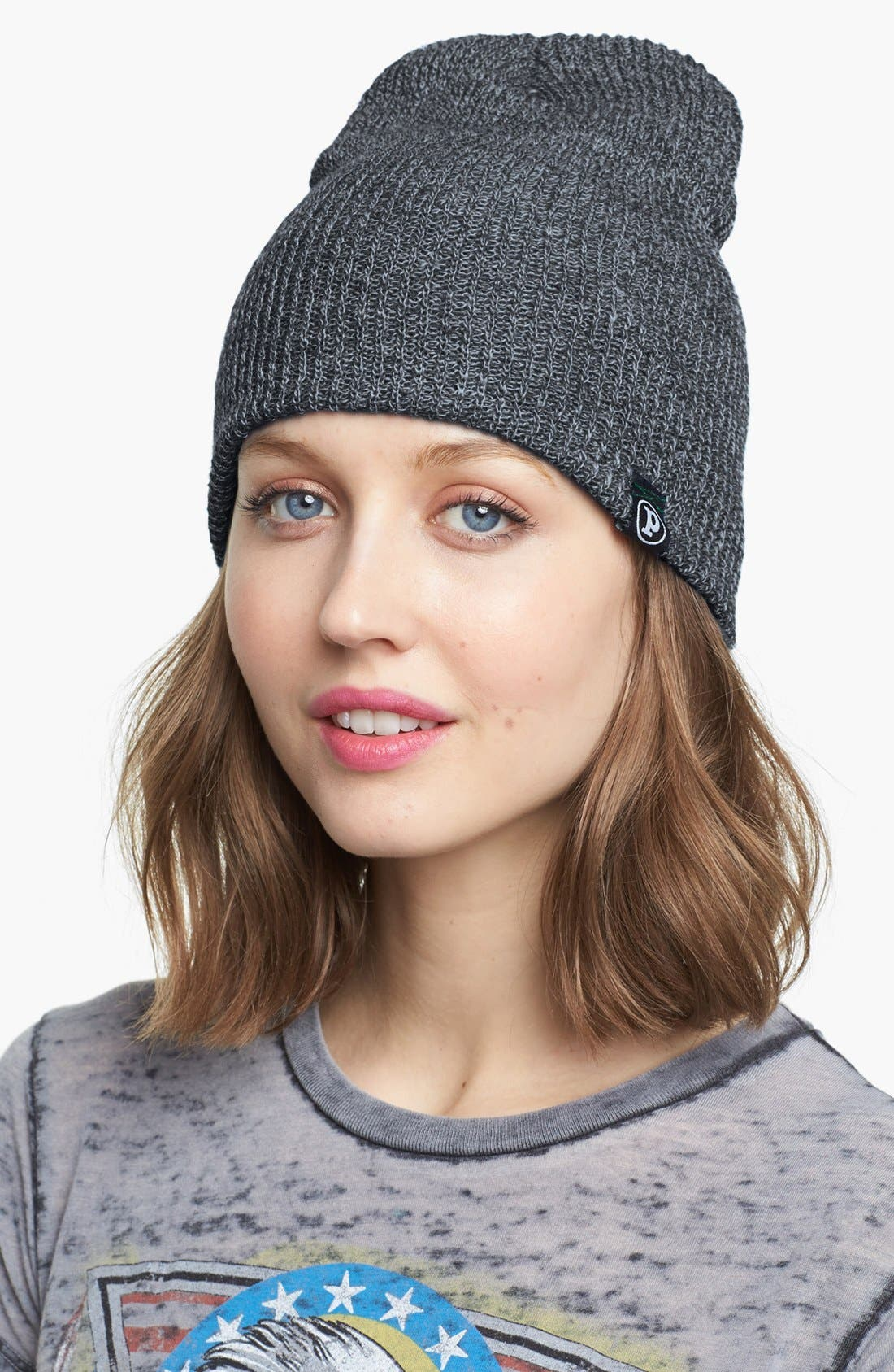 'Hipster' Beanie, Main, color, 001