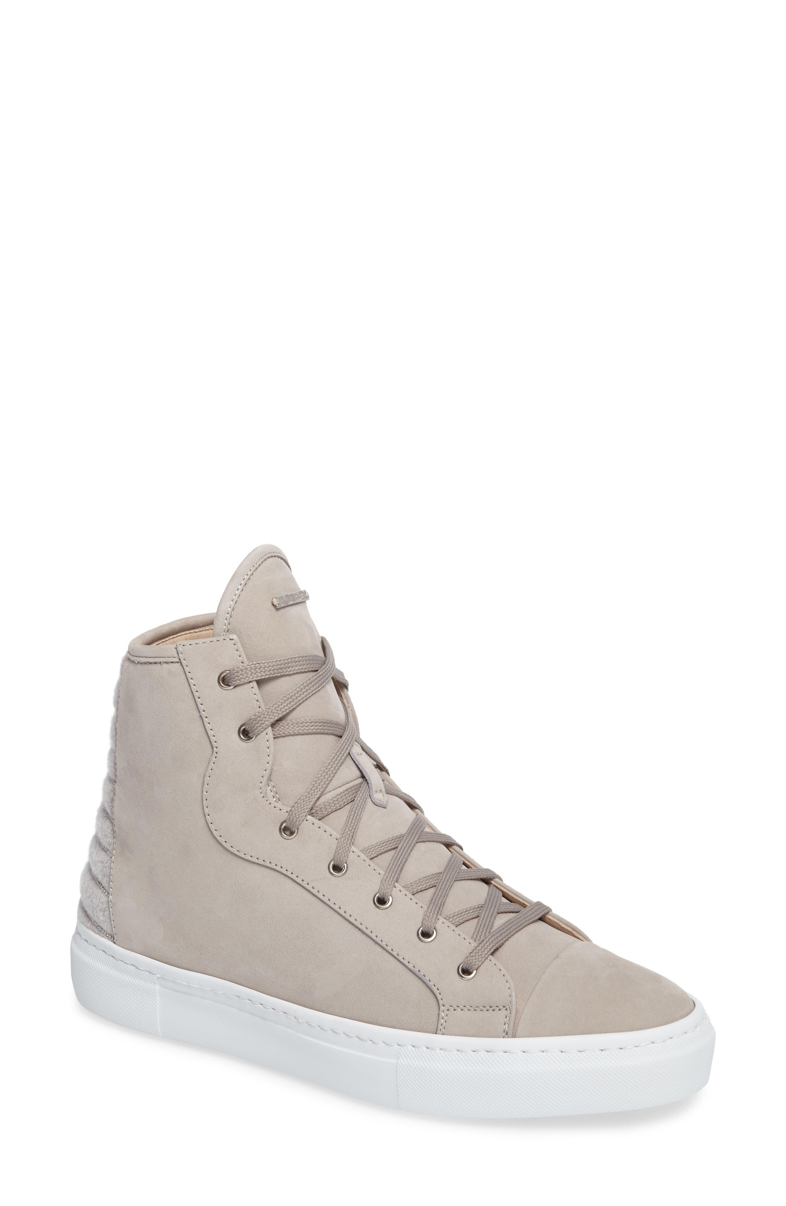 Eva High Top Sneaker,                         Main,                         color, 250