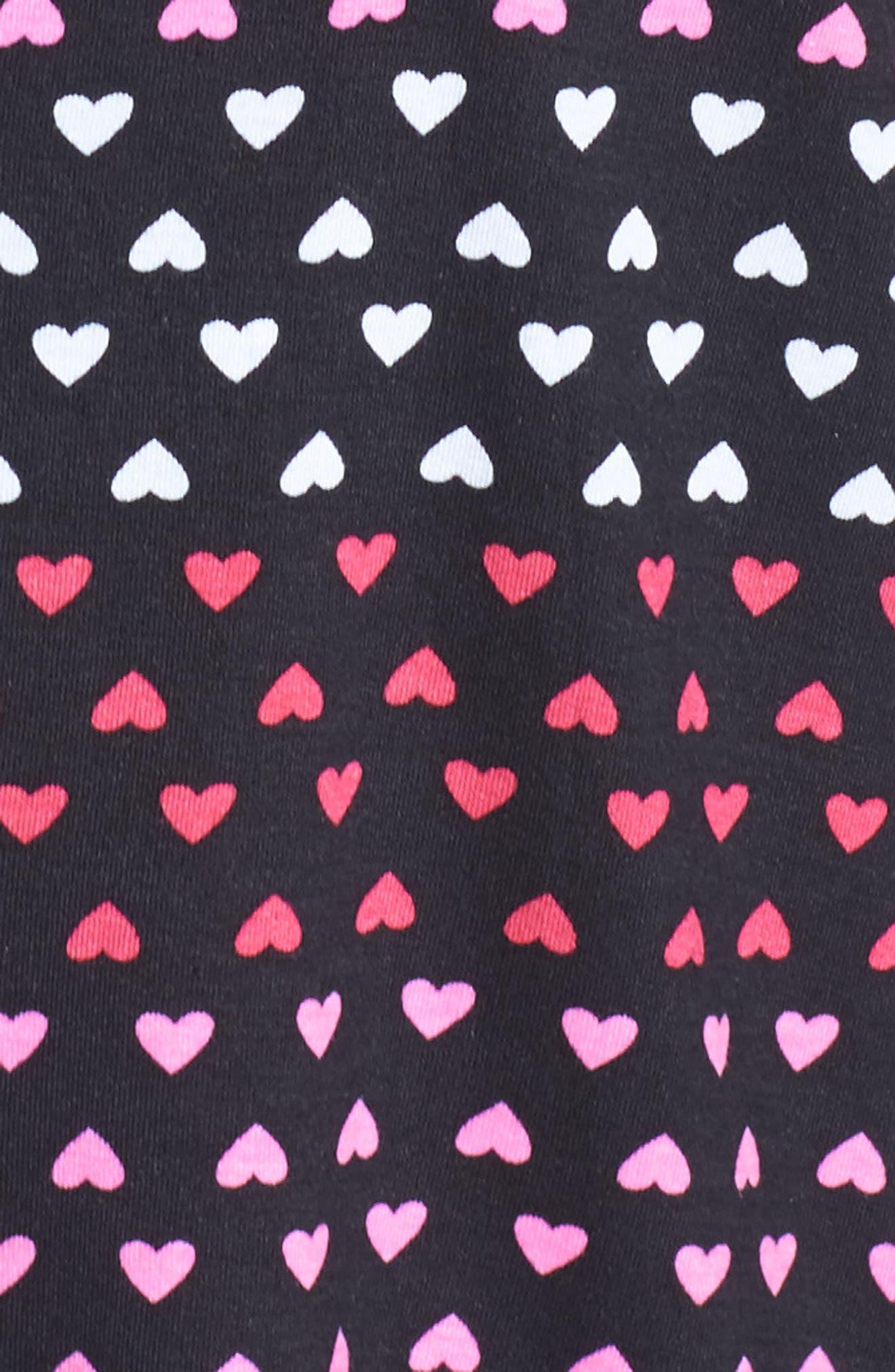 Notch Collar Short Pajamas,                             Alternate thumbnail 15, color,