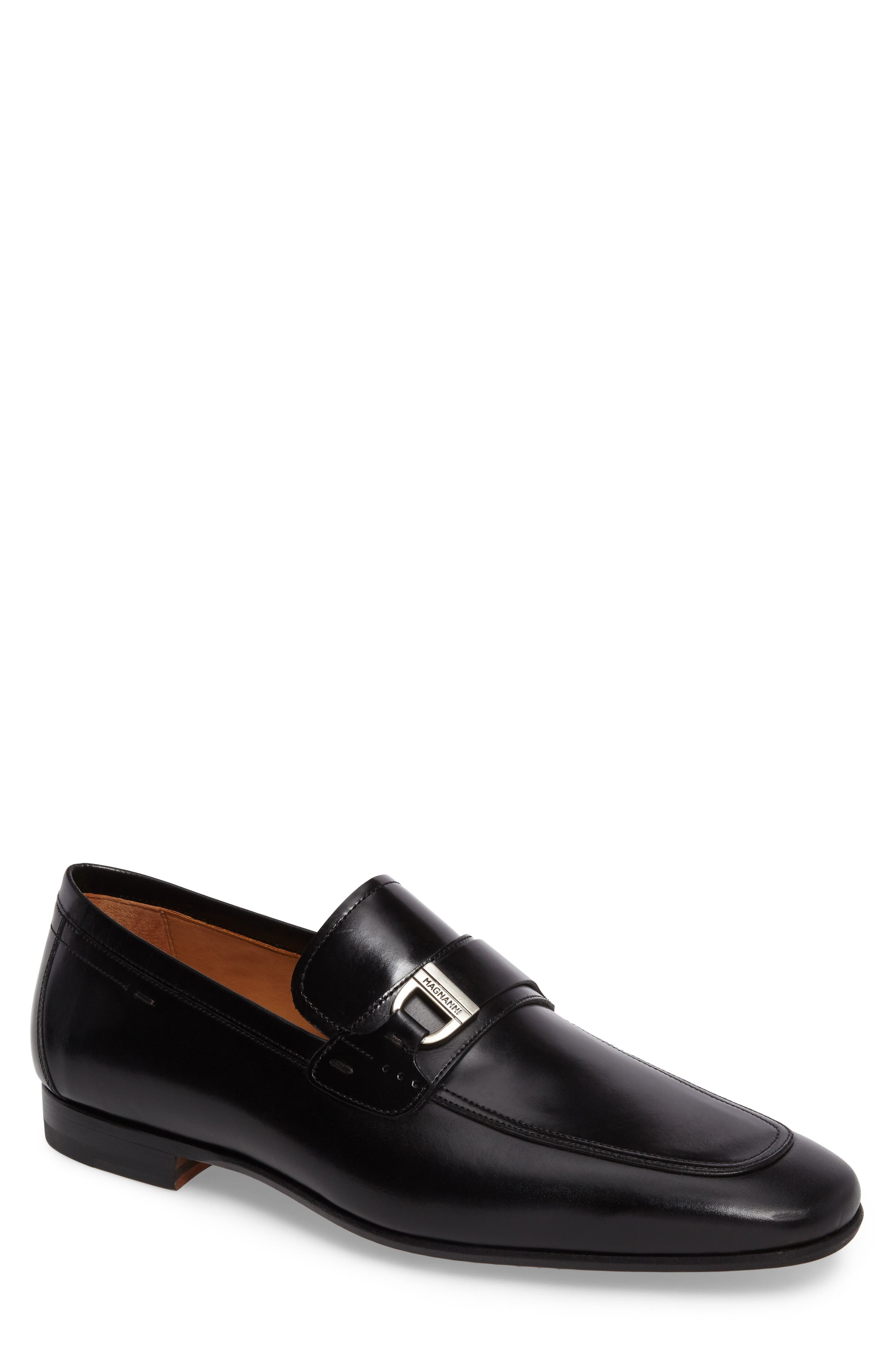 Rico Bit Venetian Loafer,                         Main,                         color, 001