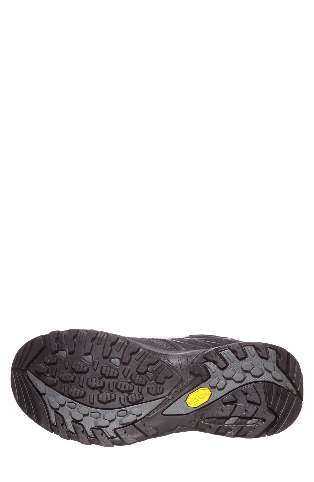 'Hedgehog Fastpack' Gore-Tex<sup>®</sup> Waterproof Hiking Shoe,                             Alternate thumbnail 4, color,                             001