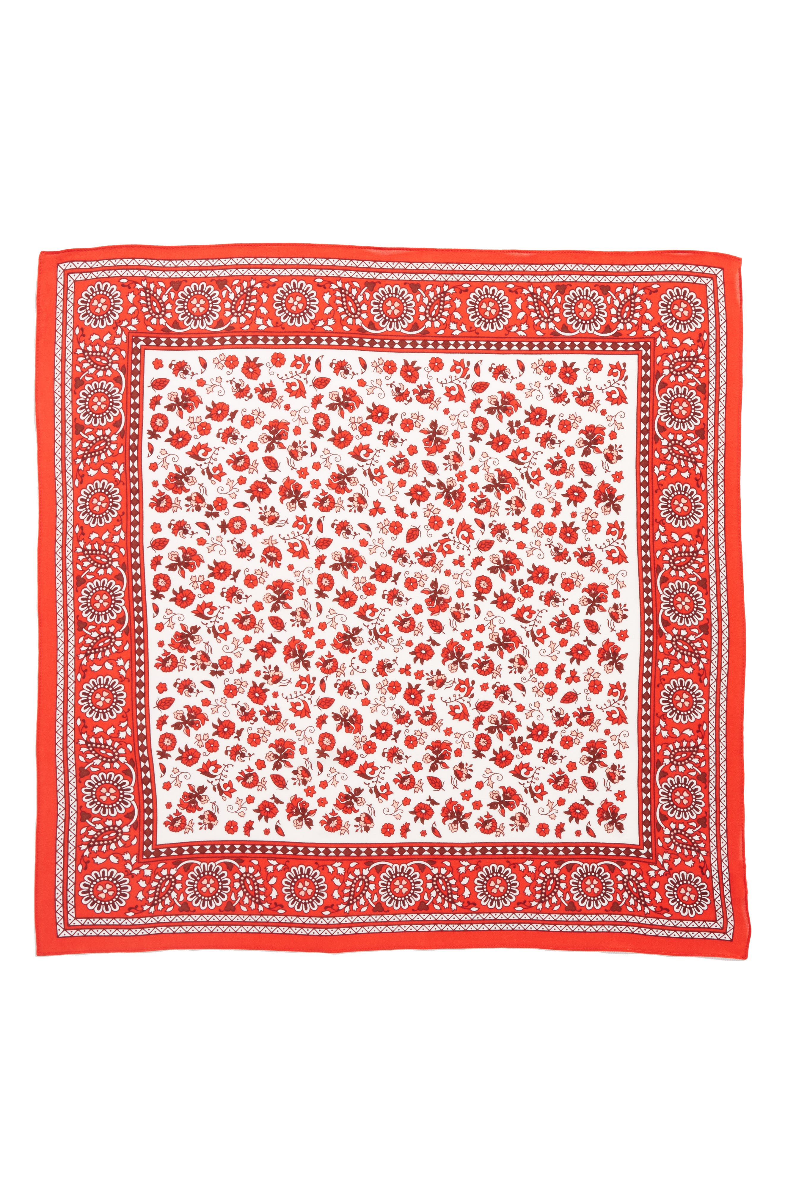 Silk Bandana,                             Alternate thumbnail 24, color,