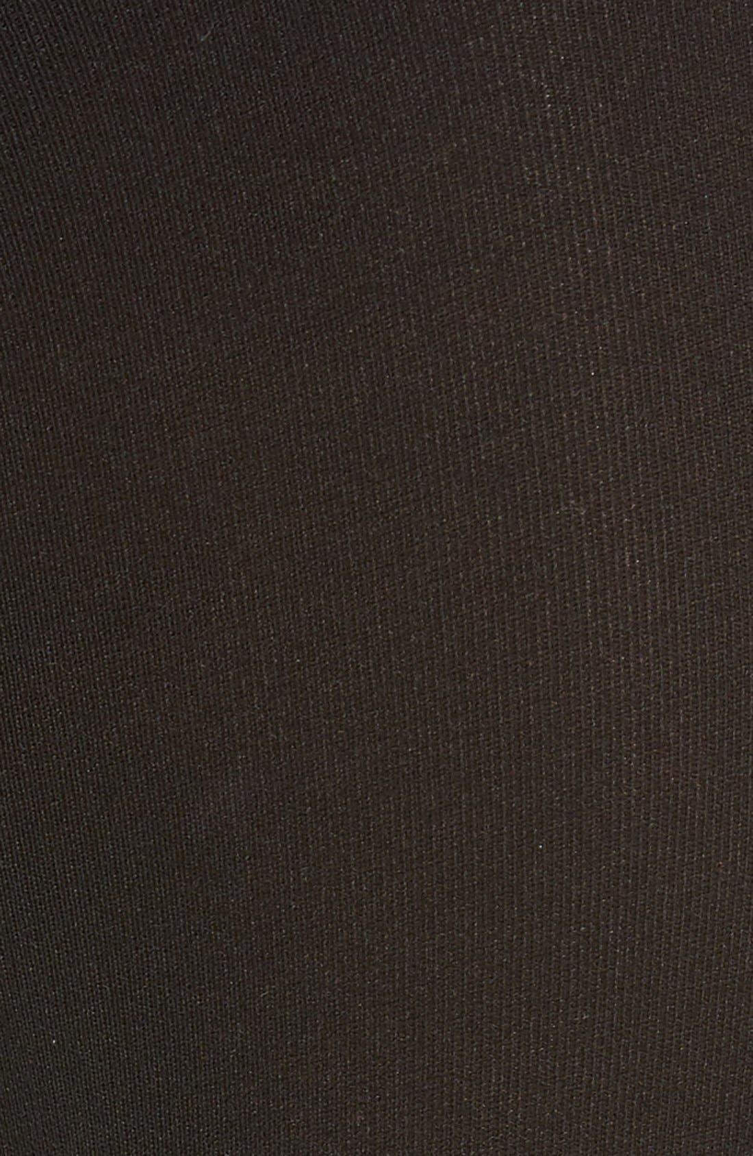 Velvet 66 Shaping Tights,                             Alternate thumbnail 2, color,                             BLACK