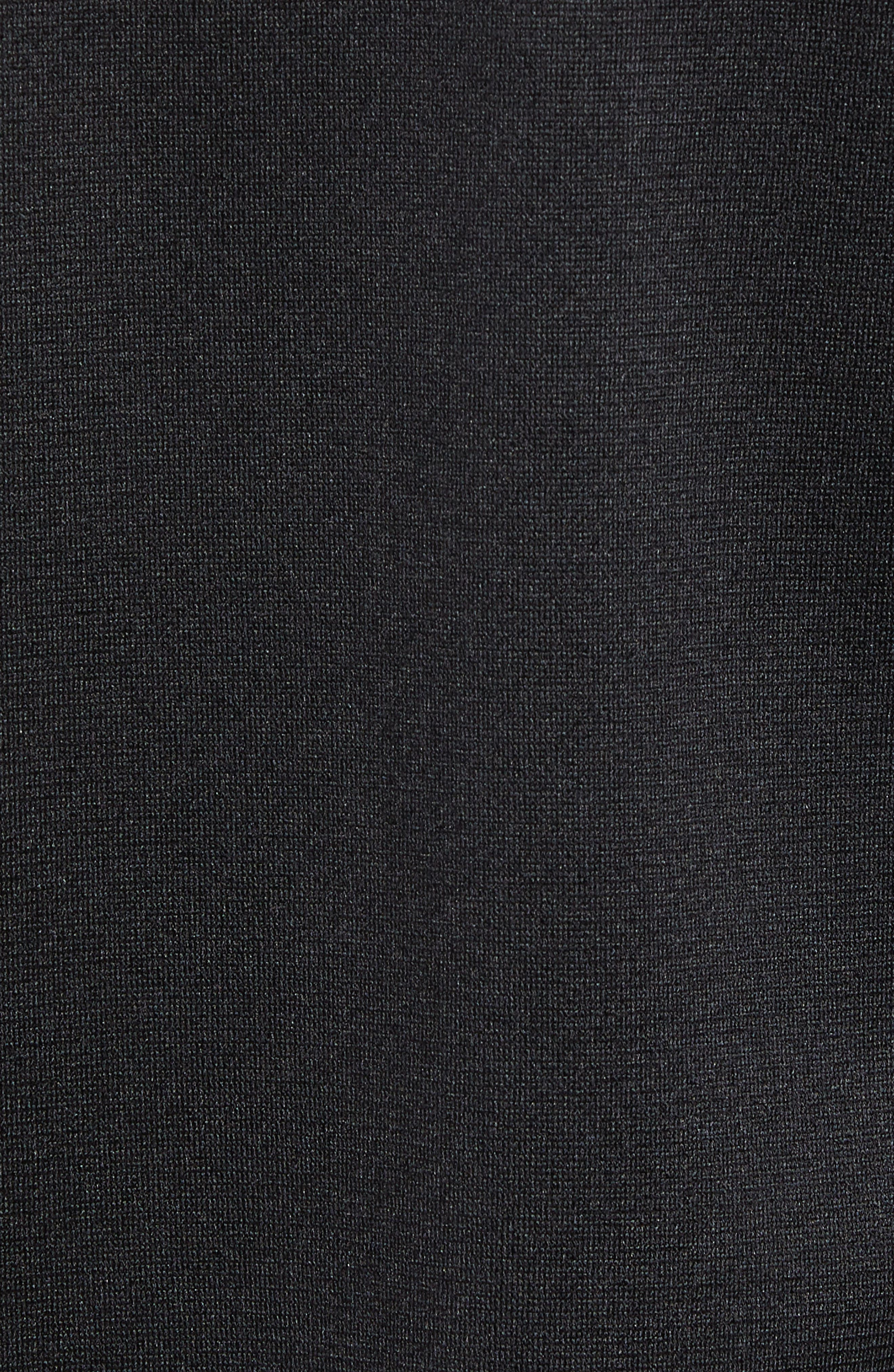 Alphabet City Track Jacket,                             Alternate thumbnail 6, color,                             TNF BLACK
