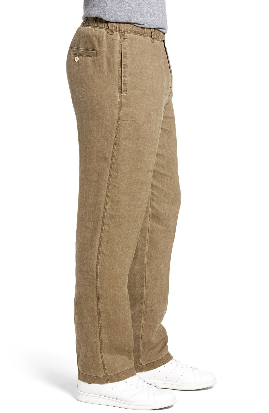 'New Linen on the Beach' Easy Fit Pants,                             Alternate thumbnail 31, color,