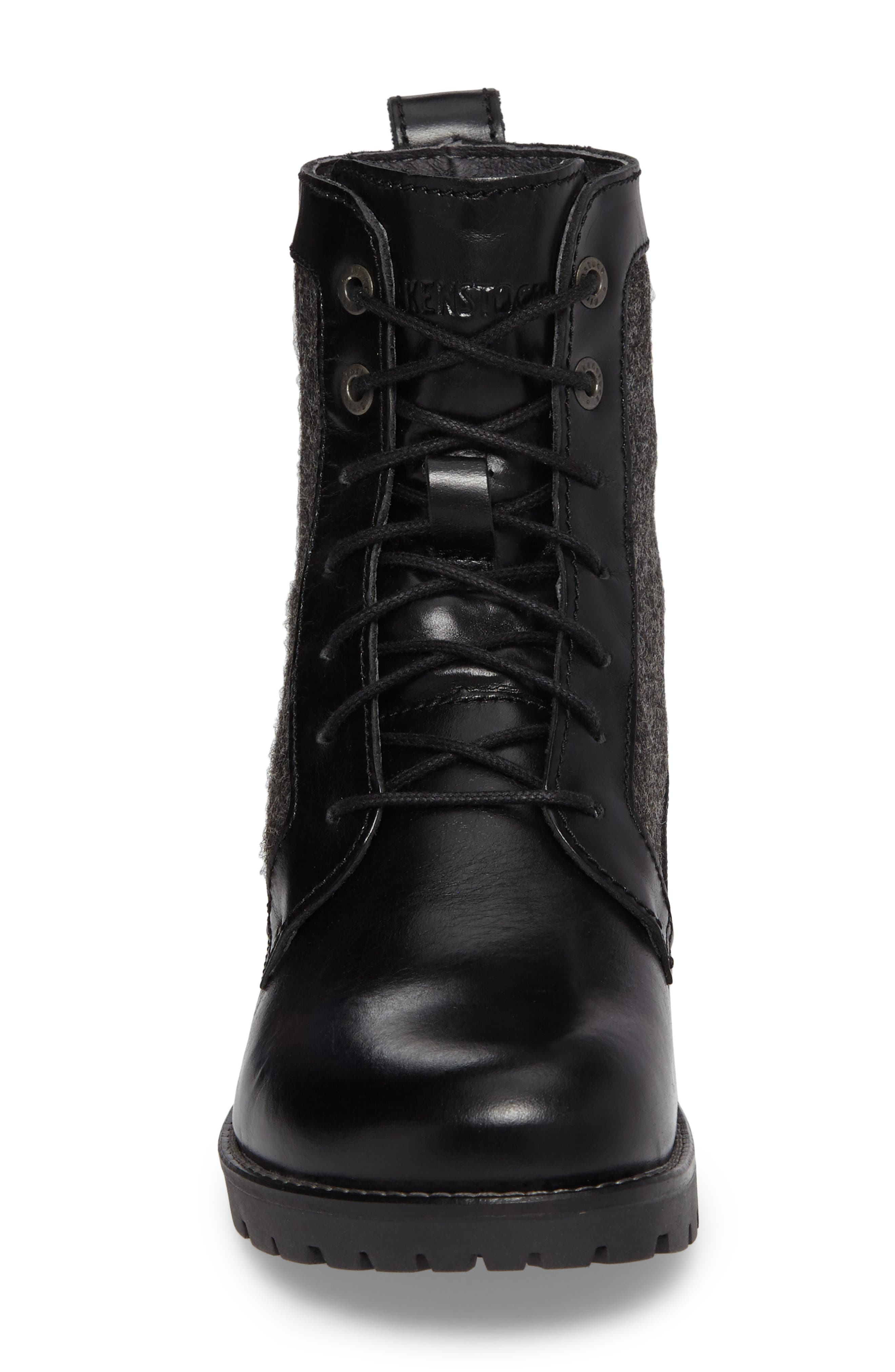 Gilford Lace-Up Boot,                             Alternate thumbnail 4, color,                             001