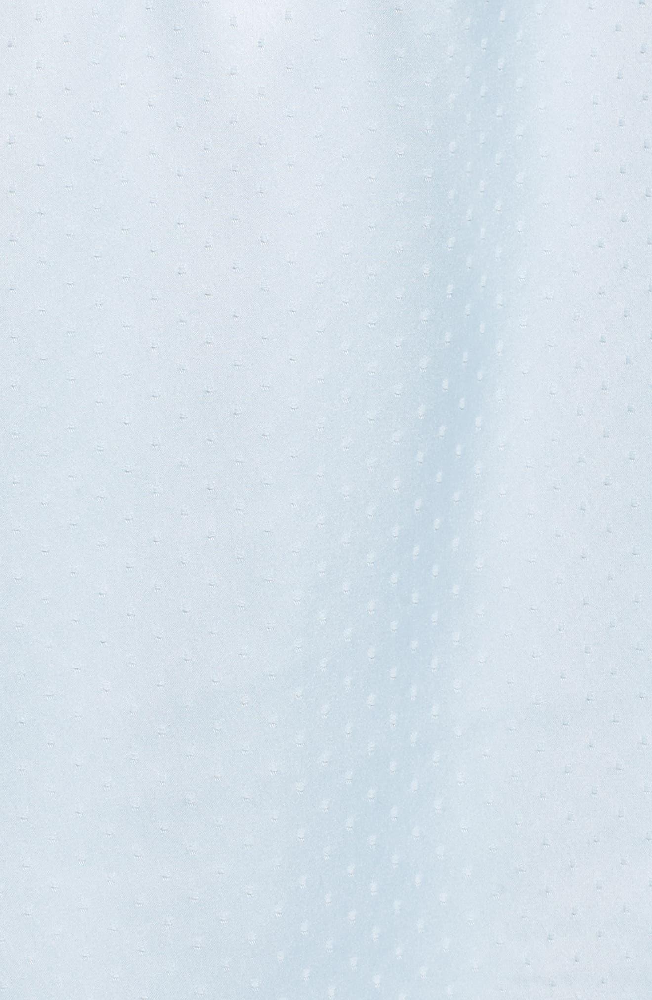 Late Nights Satin Midi Robe,                             Alternate thumbnail 14, color,