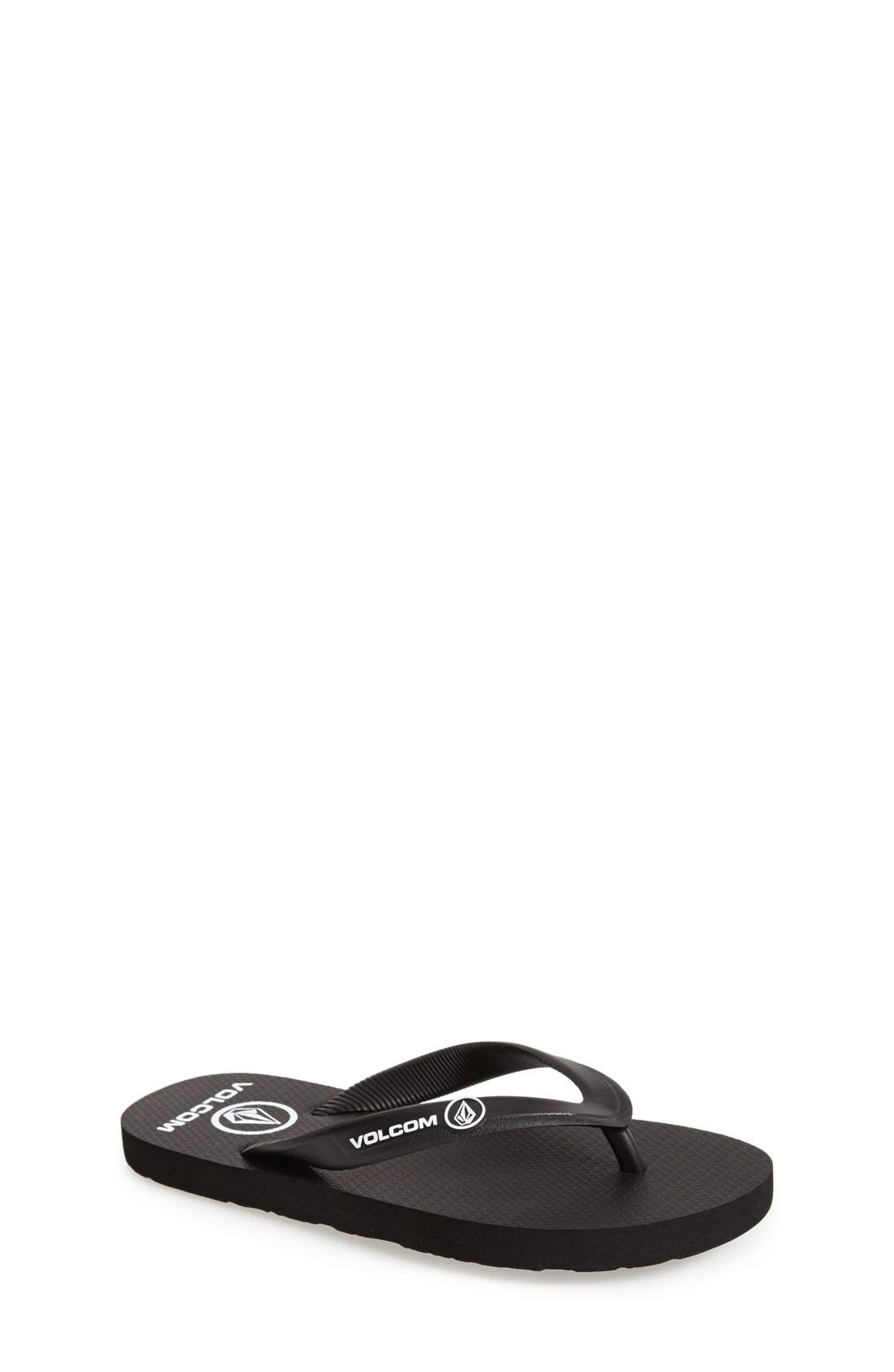 'Rocker' Flip Flop,                         Main,                         color, 001