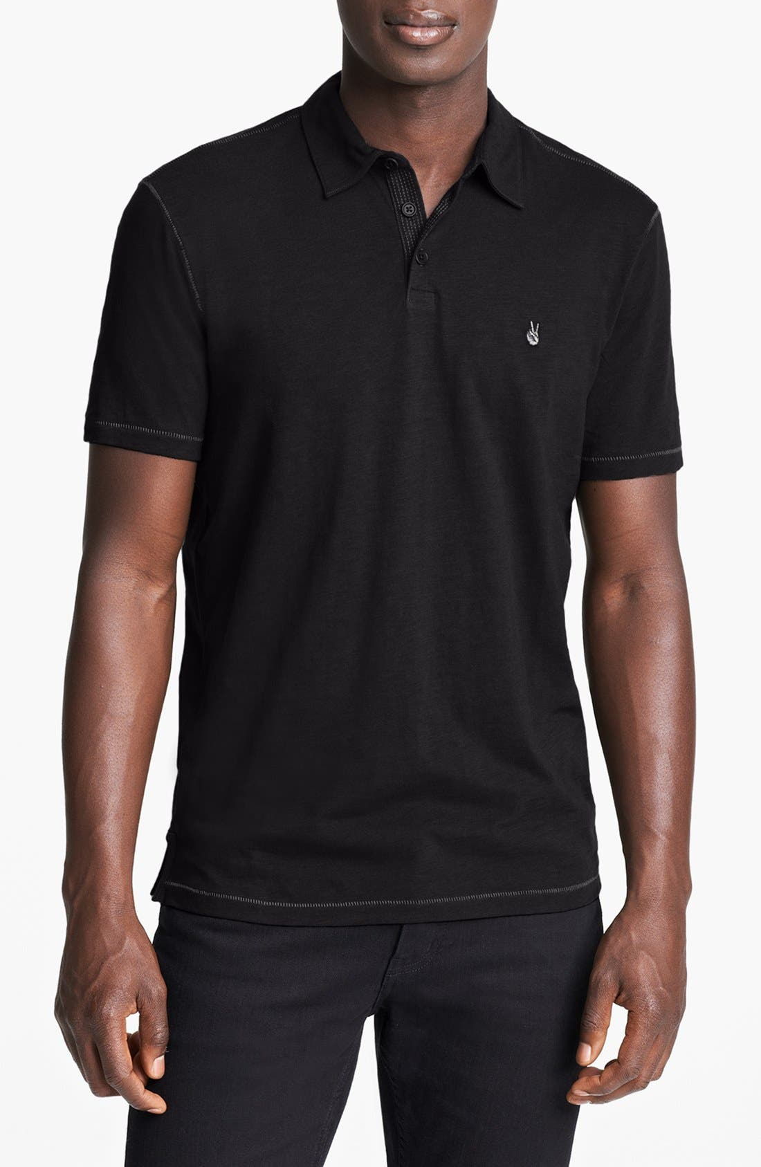 Slim Fit Polo,                             Main thumbnail 2, color,