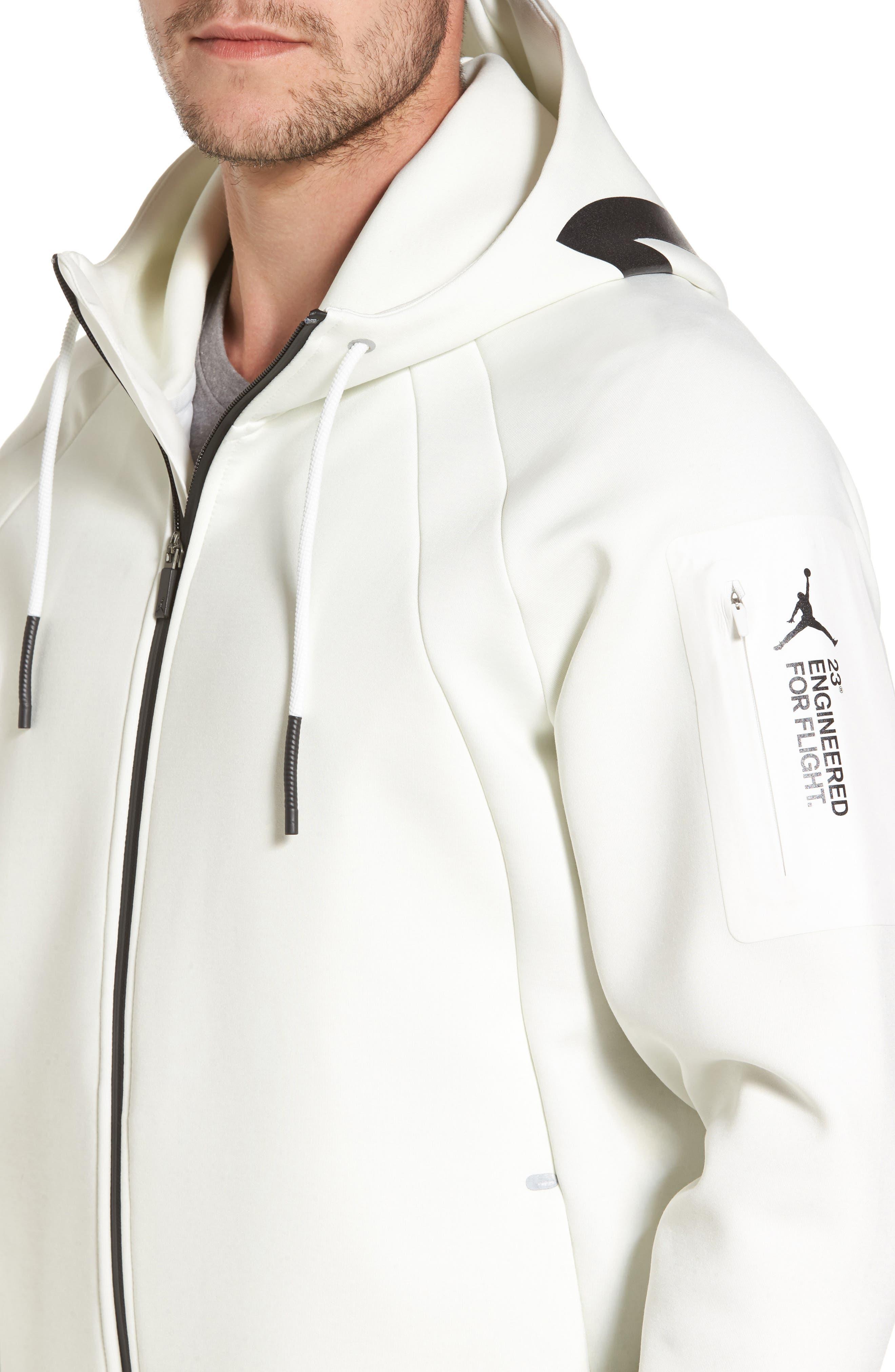 Sportswear Flight Tech Shield Jacket,                             Alternate thumbnail 8, color,