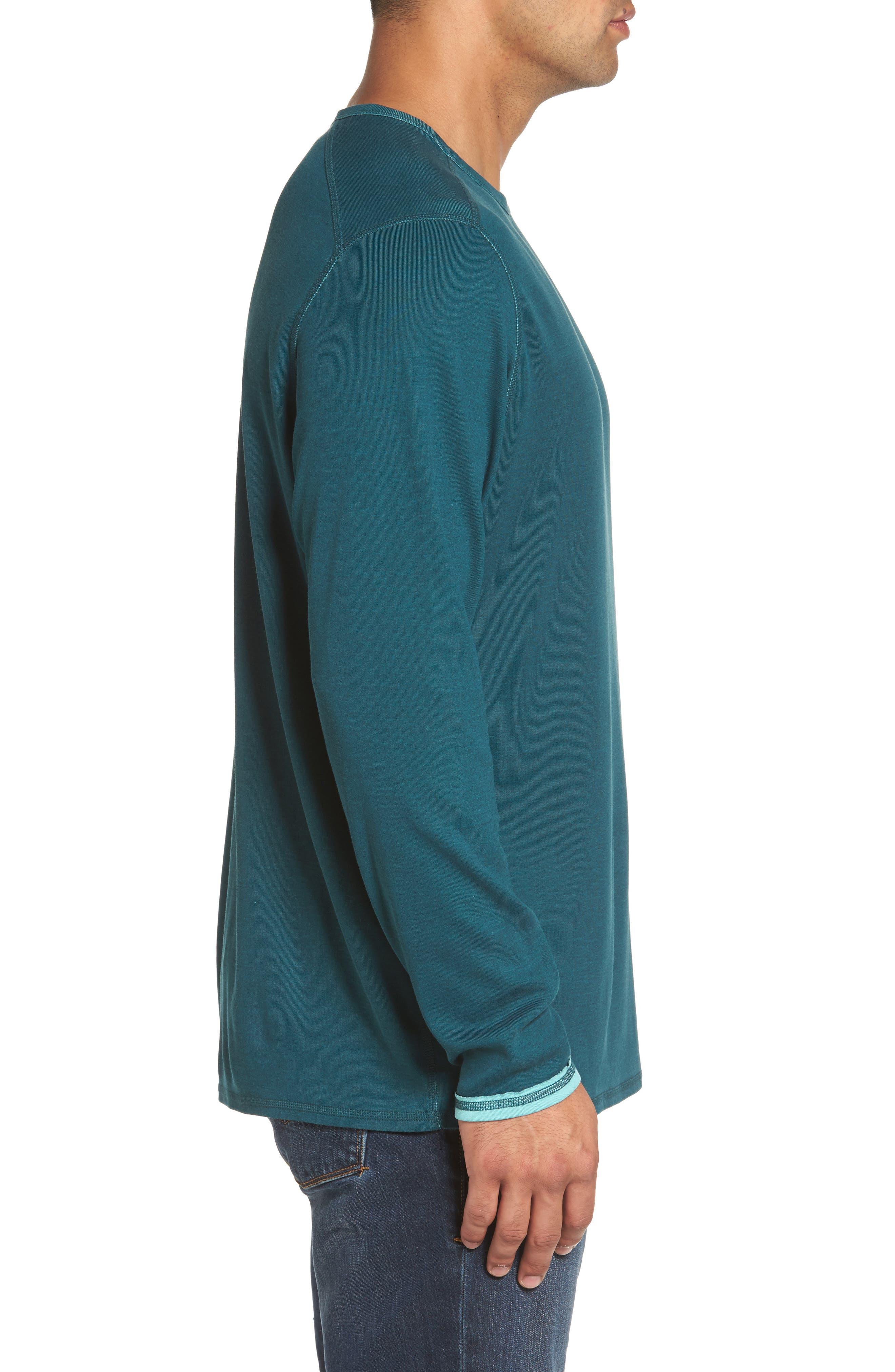 Dual in the Sun Reversible T-Shirt,                             Alternate thumbnail 3, color,                             300
