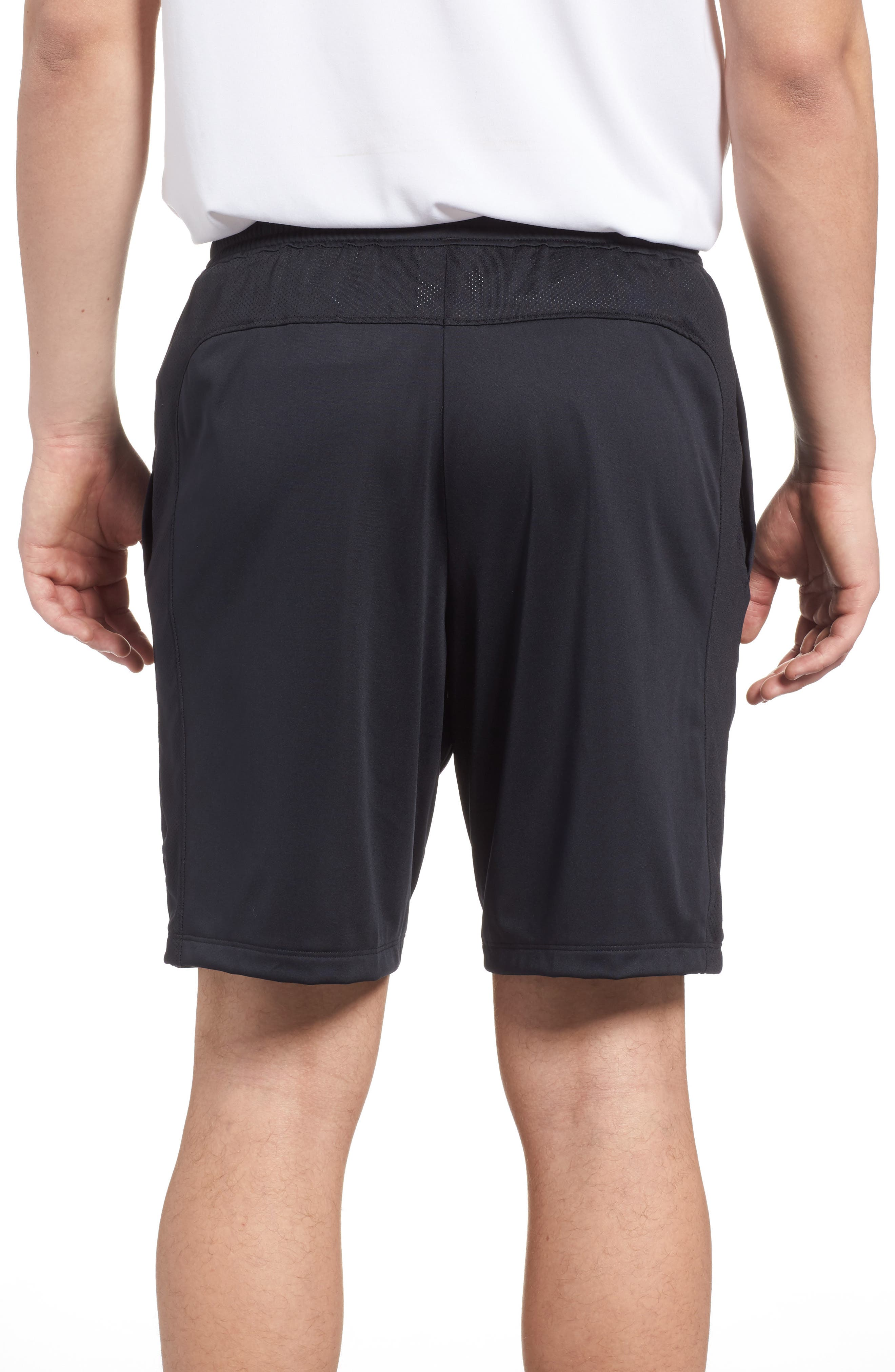 Raid 2.0 Classic Fit Shorts,                             Alternate thumbnail 2, color,                             BLACK