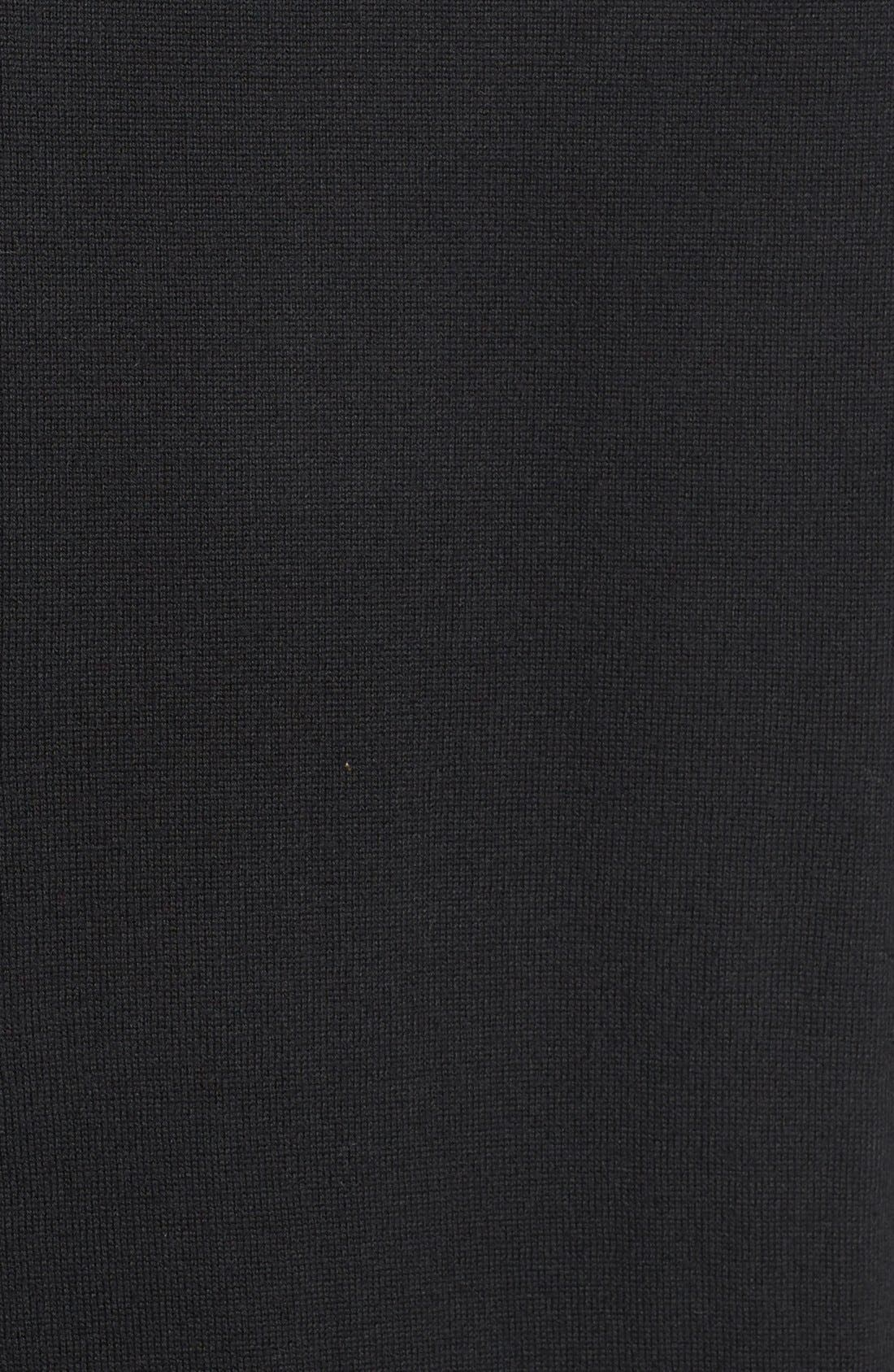 Lightweight Merino Jersey V-Neck Tunic,                             Alternate thumbnail 58, color,