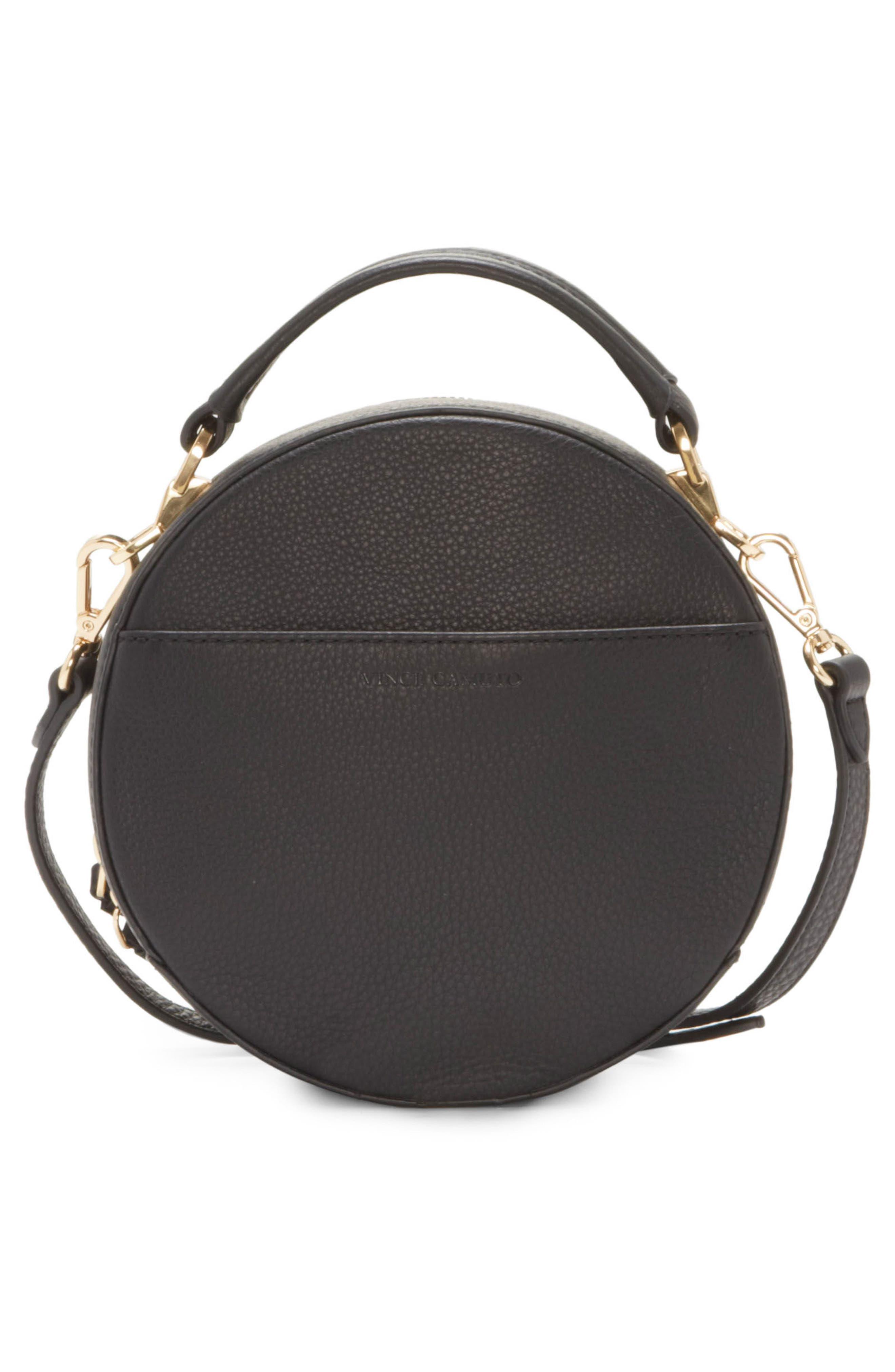 Bray Leather Crossbody Bag,                             Alternate thumbnail 6, color,