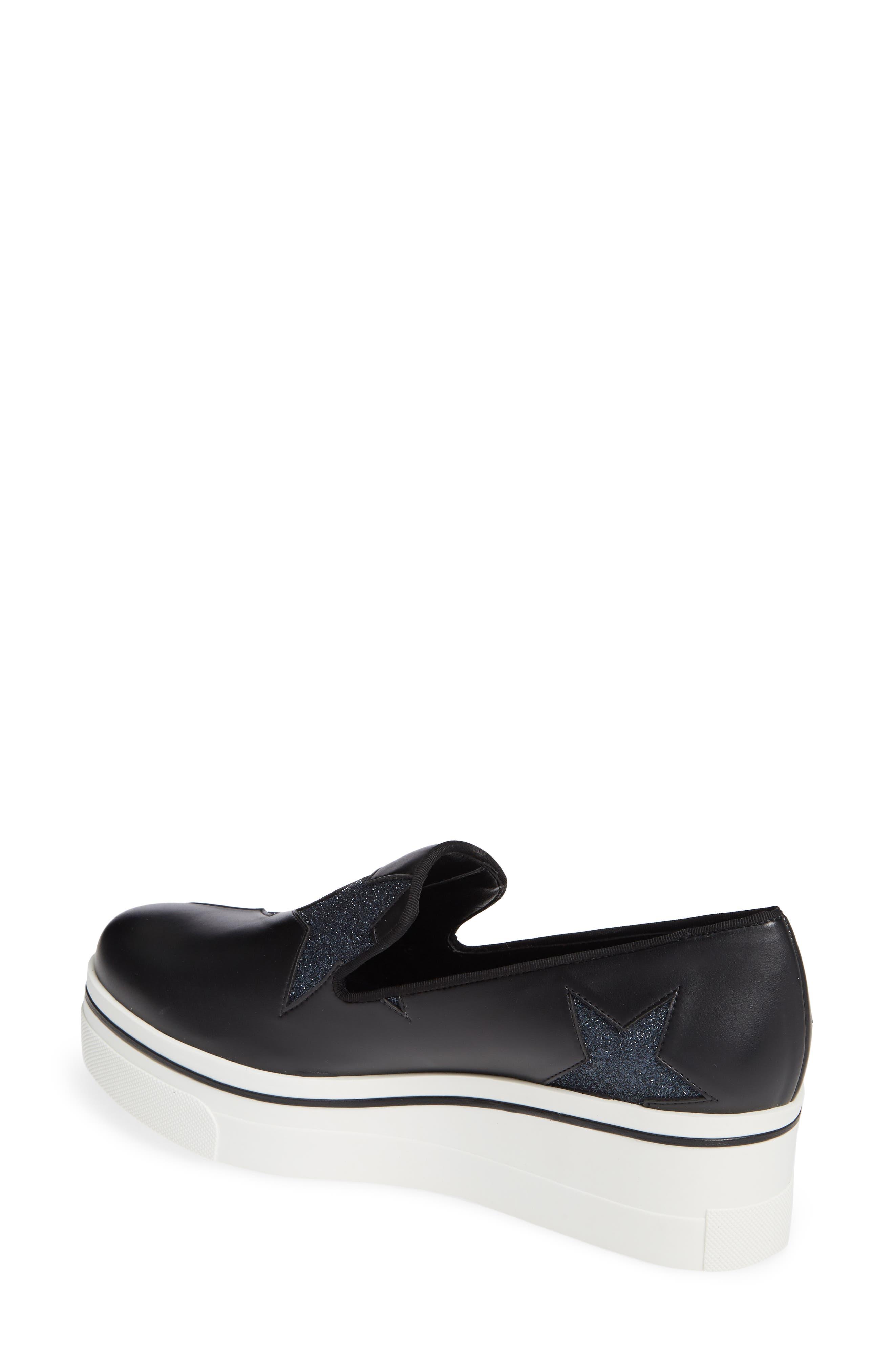 Binx Stars Slip-On Platform Sneaker,                             Alternate thumbnail 2, color,                             019