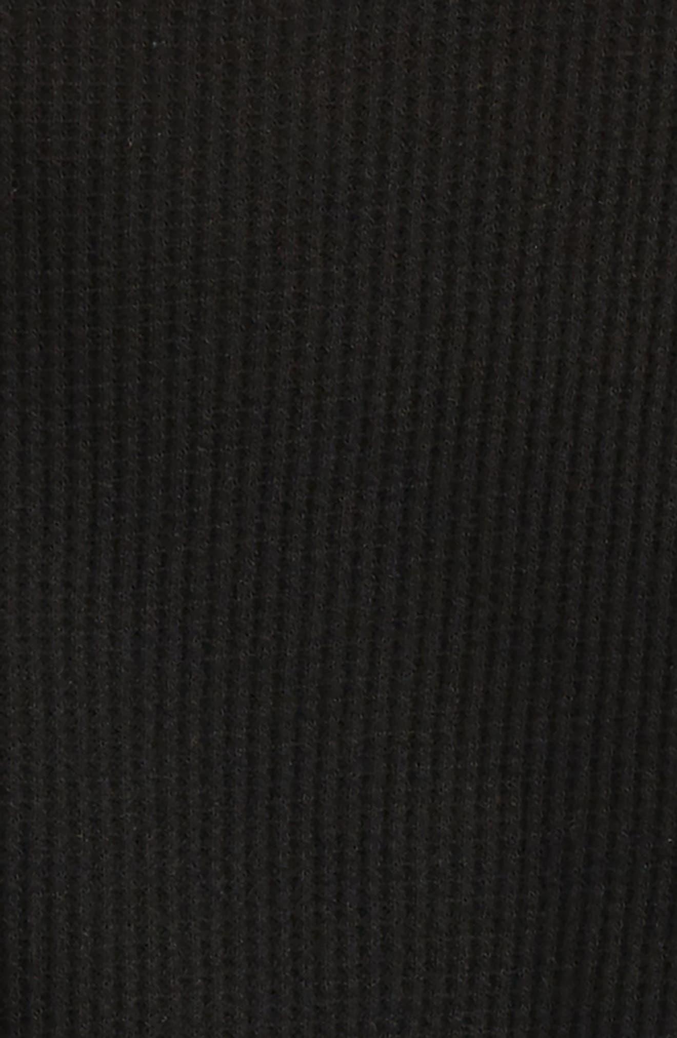 Thermal T-Shirt,                             Alternate thumbnail 2, color,                             001