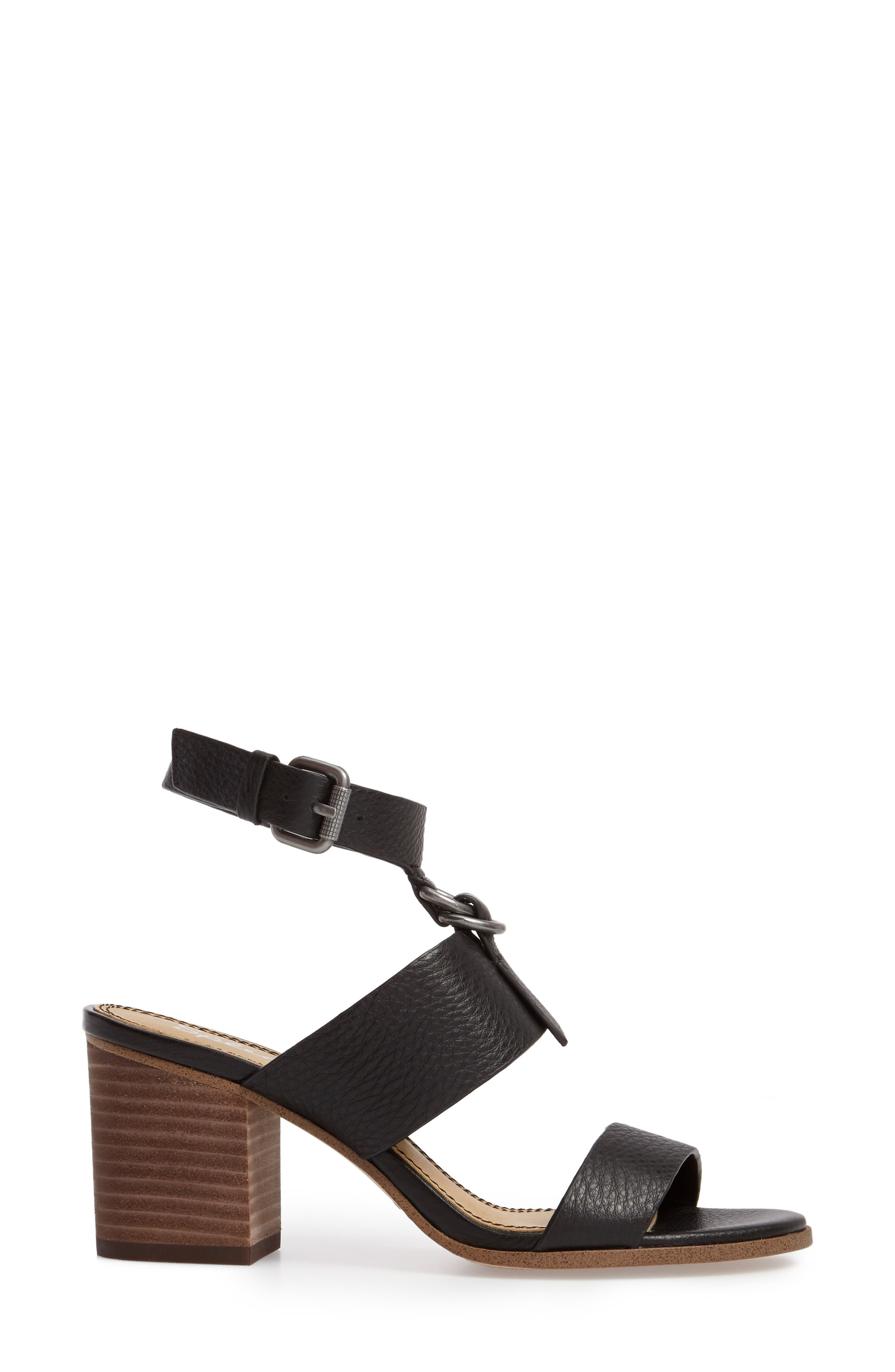 Faron Block Heel Sandal,                             Alternate thumbnail 7, color,