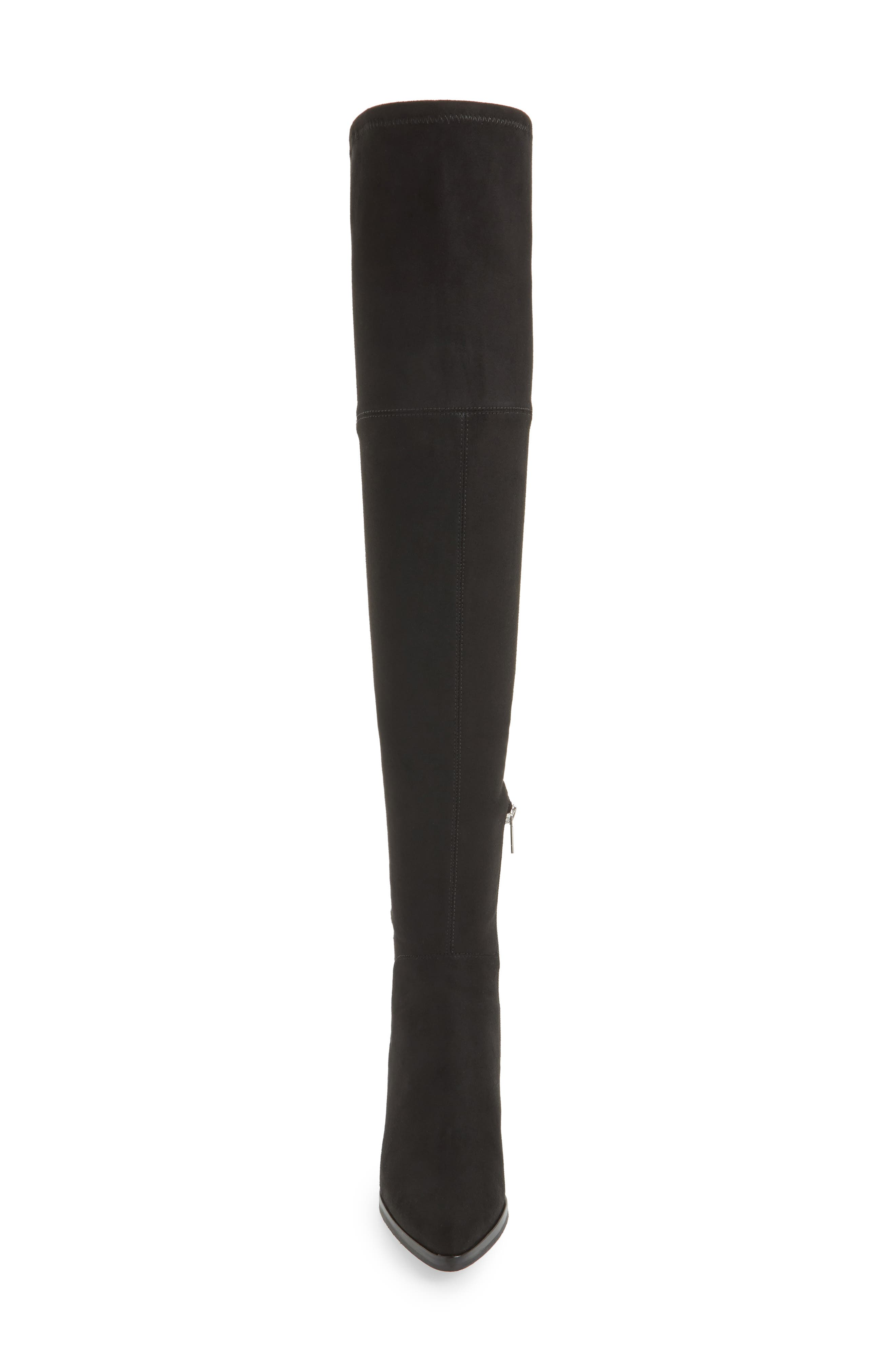 Adora Over the Knee Boot,                             Alternate thumbnail 4, color,                             001