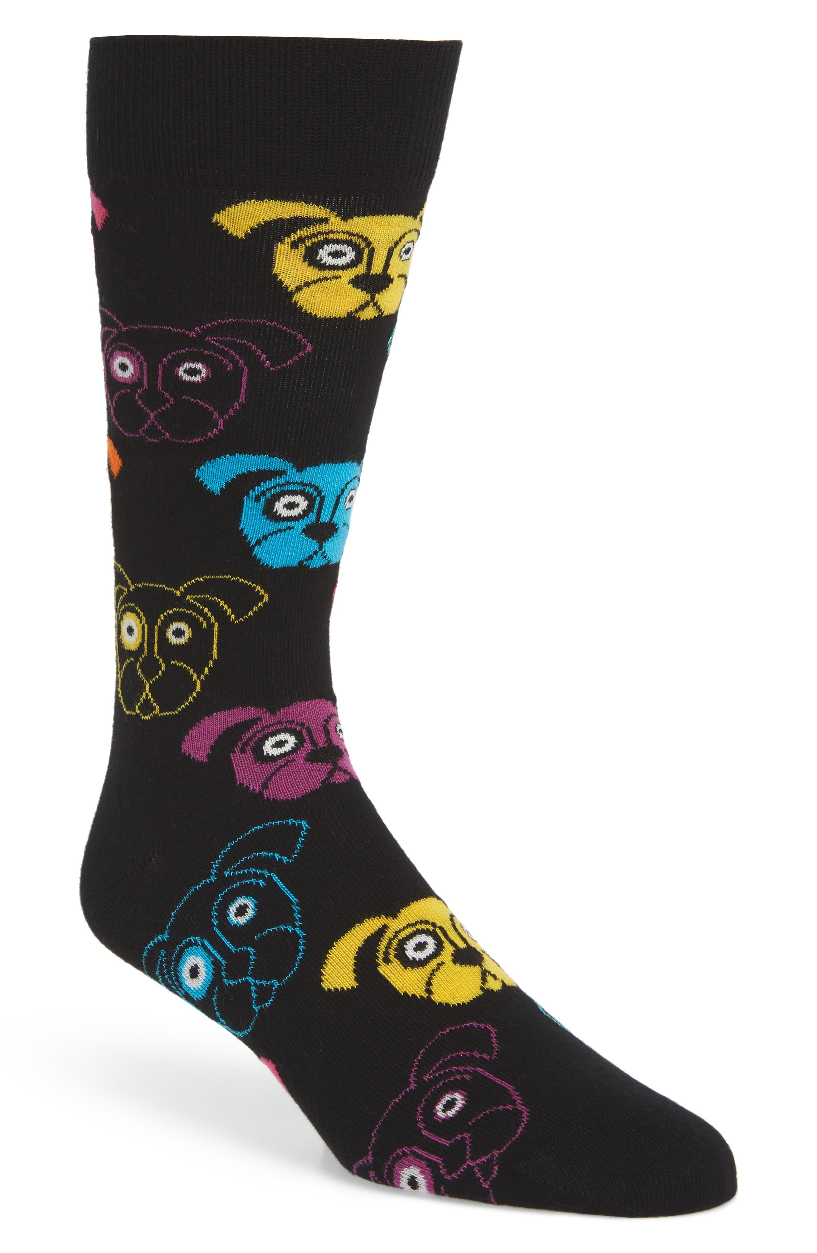 Dog Socks,                             Main thumbnail 1, color,                             007