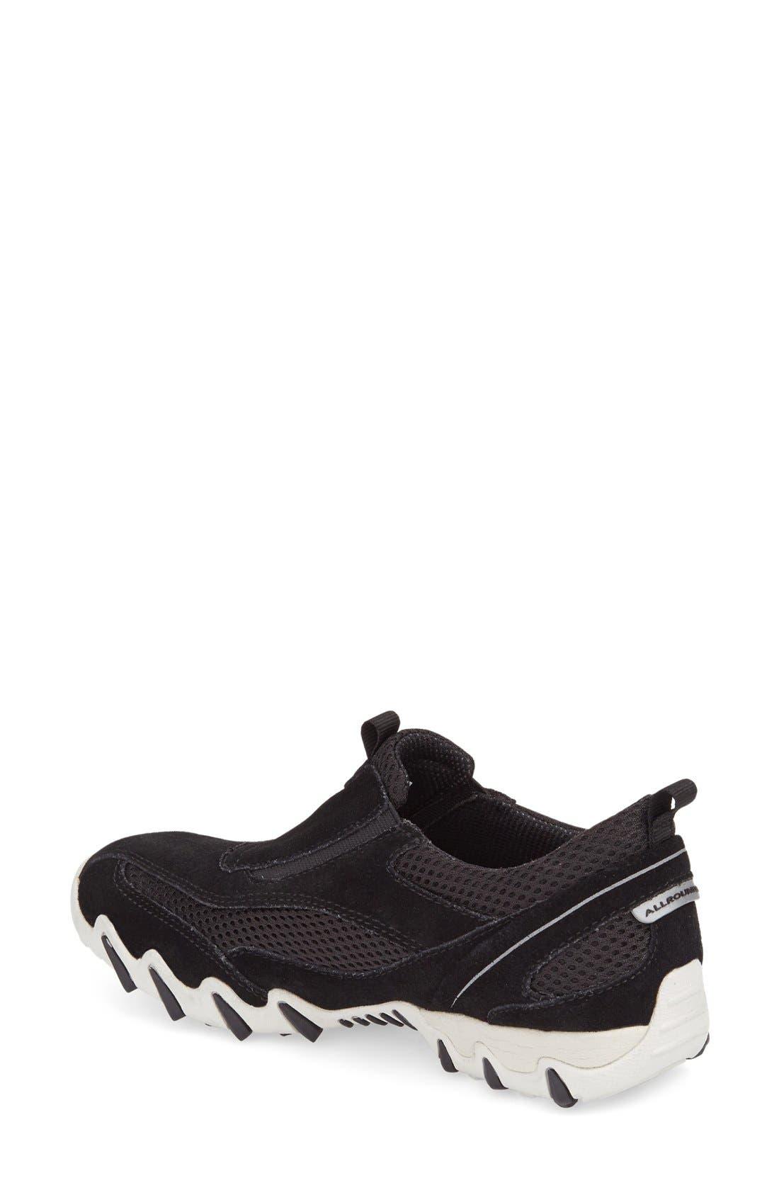 'Nawaja' Slip-On Sneaker,                             Alternate thumbnail 2, color,                             011