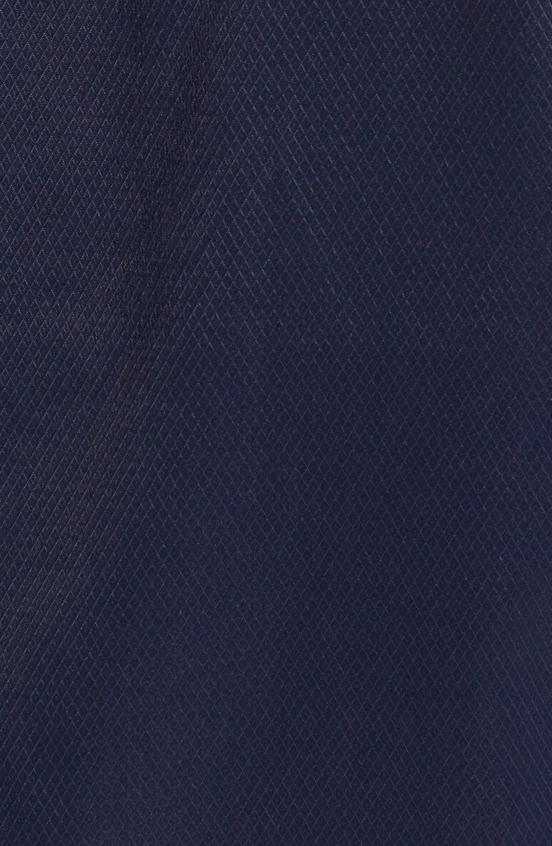 Blakely WeatherTec<sup>®</sup> Wind & Water Resistant Full Zip Jacket,                             Alternate thumbnail 2, color,                             LIBERTY NAVY